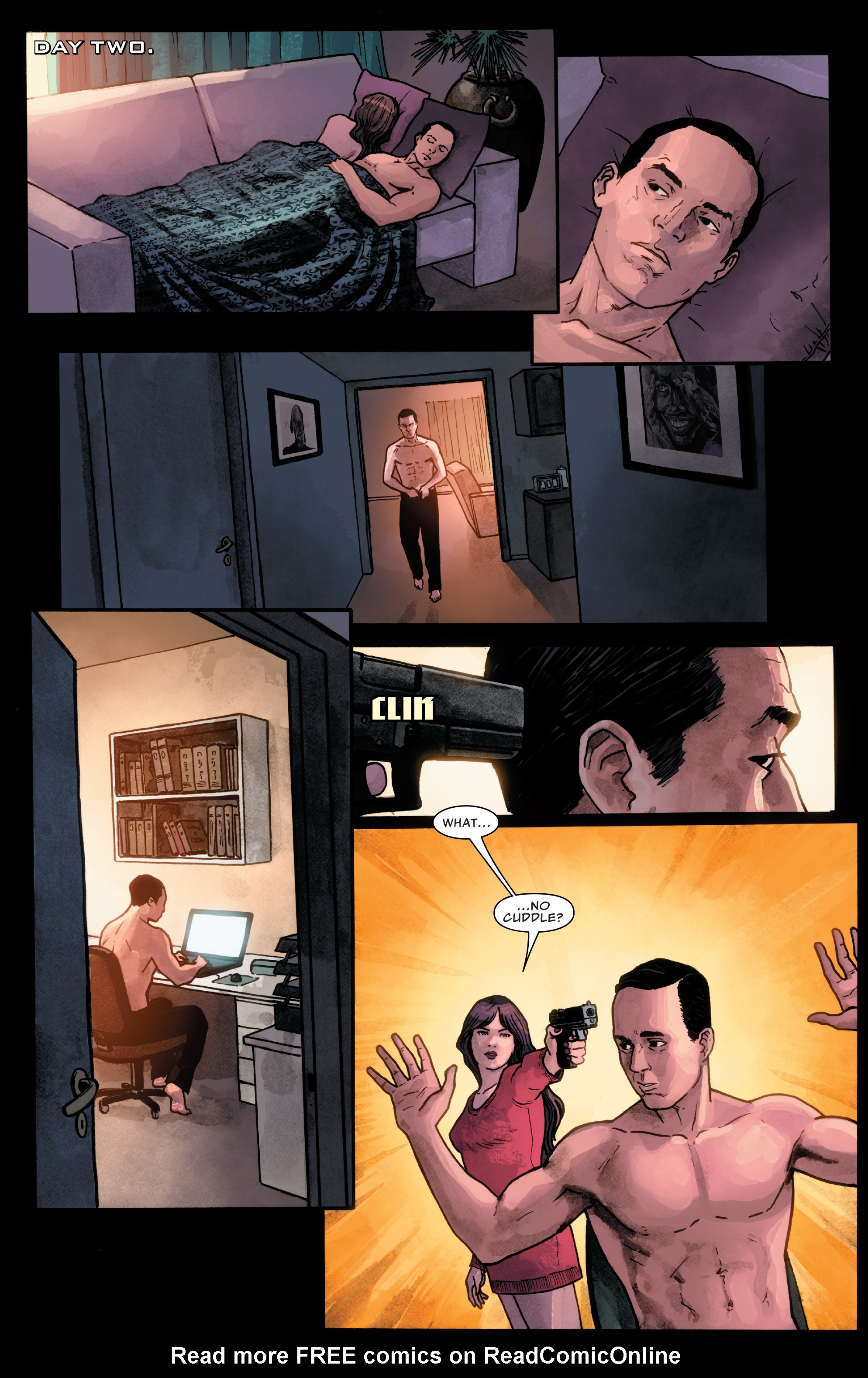 Read online Agents of S.H.I.E.L.D. comic -  Issue #1 - 19