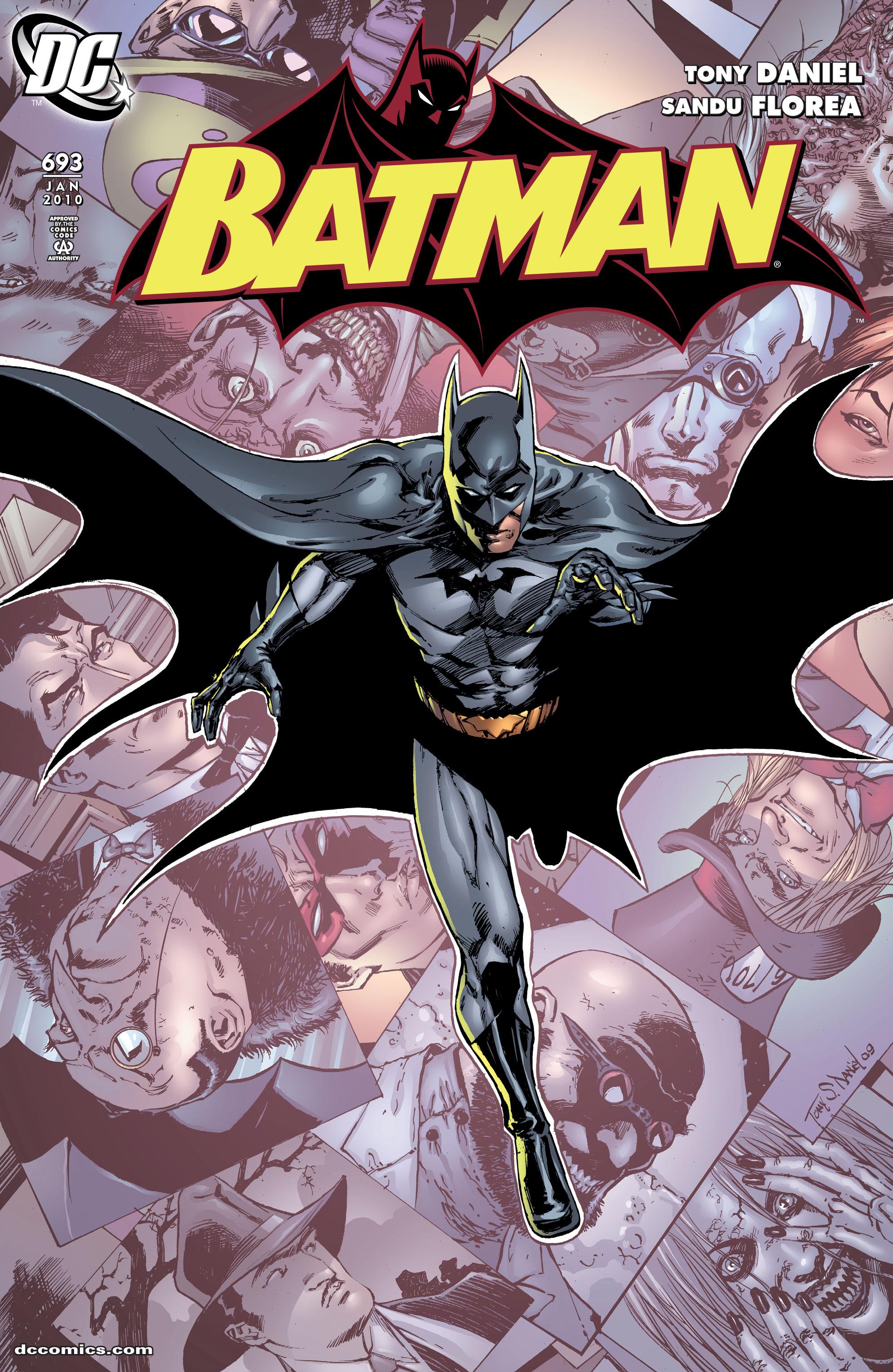 Batman (1940) 693 Page 1