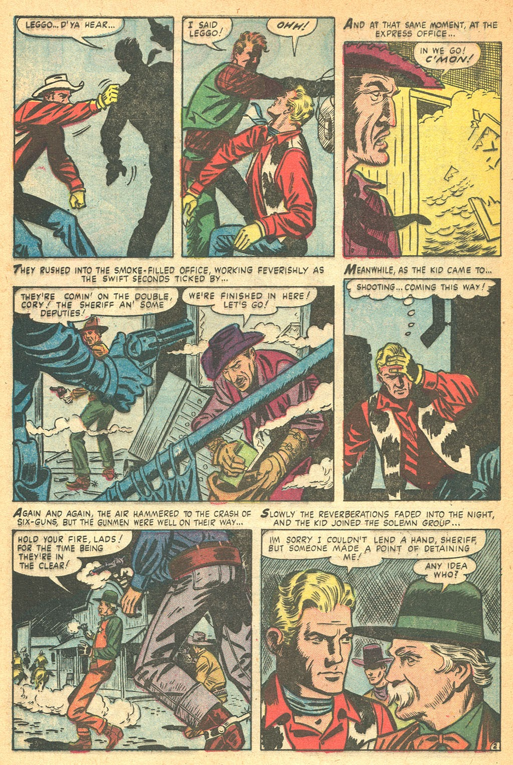 Kid Colt Outlaw issue 53 - Page 4