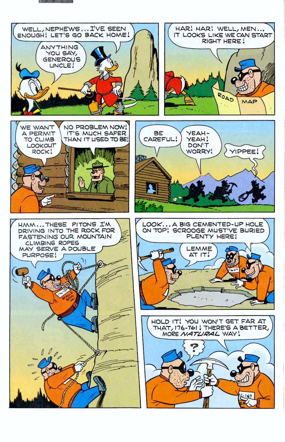 Read online Uncle Scrooge (1953) comic -  Issue #290 - 22