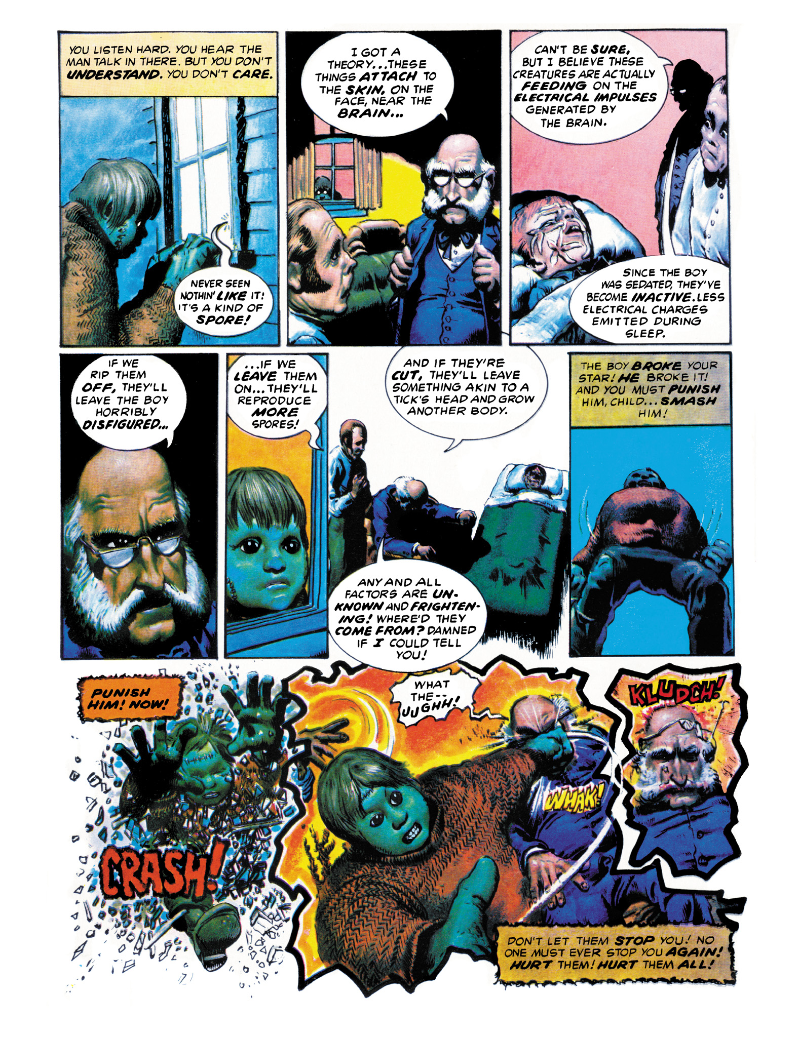 Read online Eerie Archives comic -  Issue # TPB 12 - 239