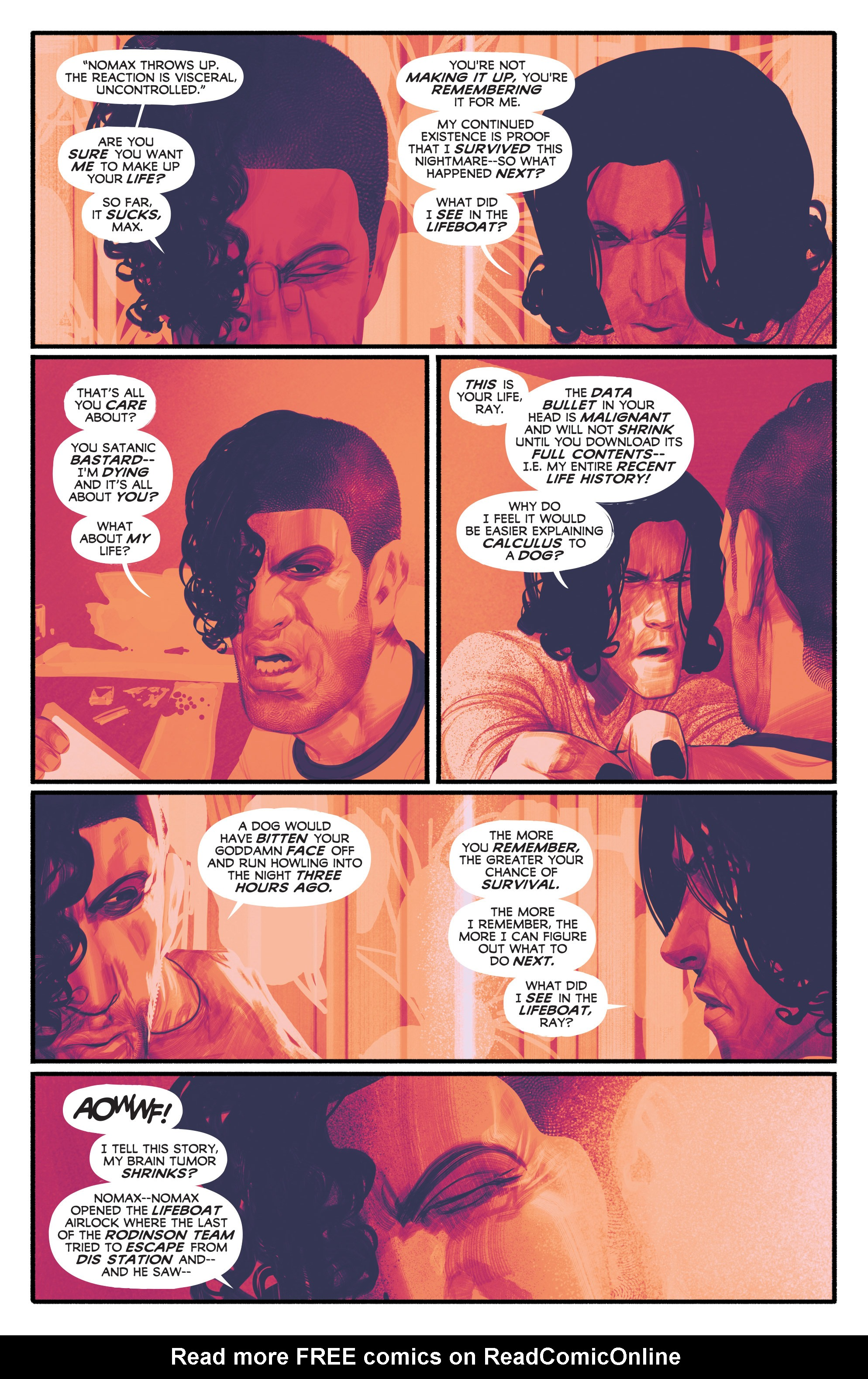 Read online Annihilator comic -  Issue #3 - 4