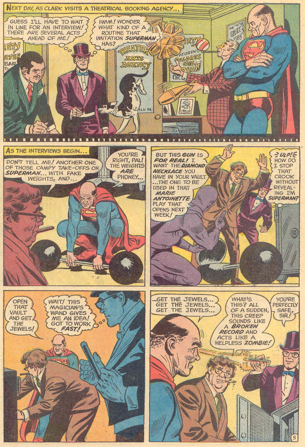Read online Action Comics (1938) comic -  Issue #382 - 7