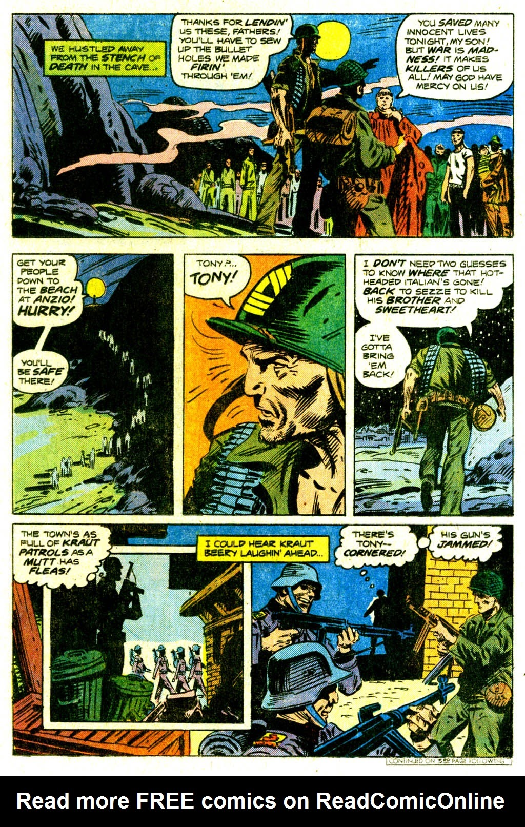 Read online Sgt. Rock comic -  Issue #303 - 11