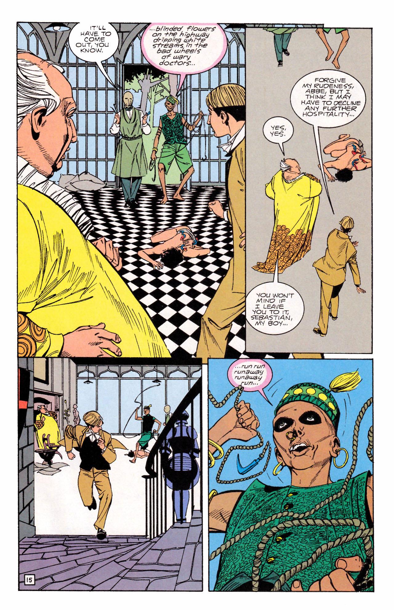 Read online Sebastian O comic -  Issue #2 - 19