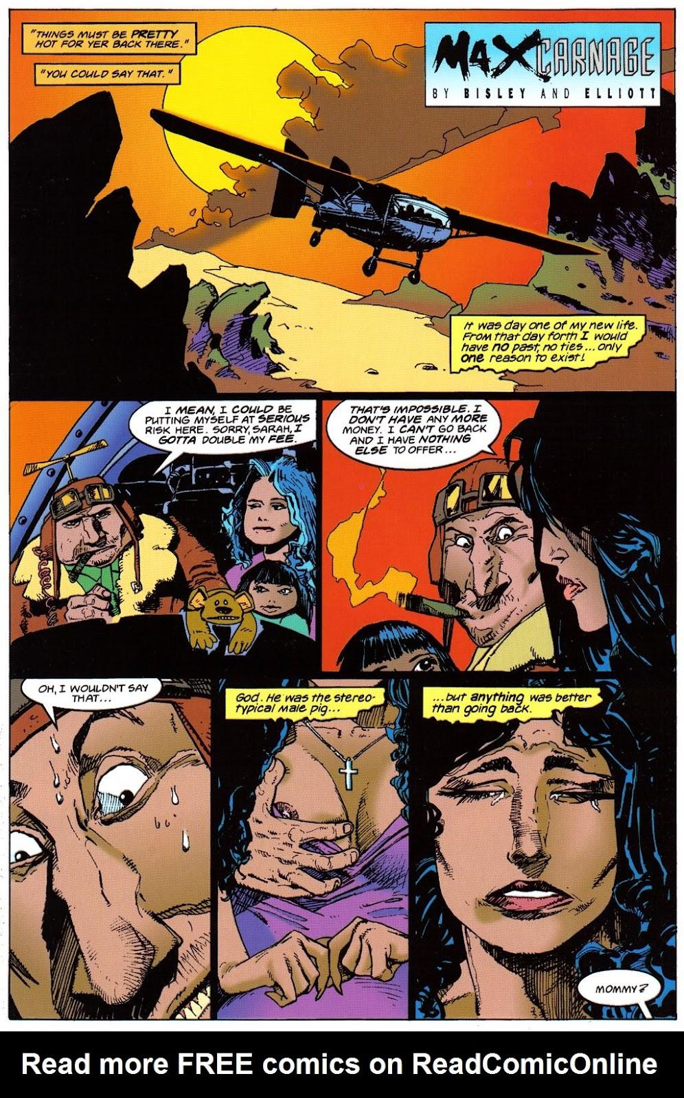 Read online Bisley's Scrapbook comic -  Issue # Full - 3