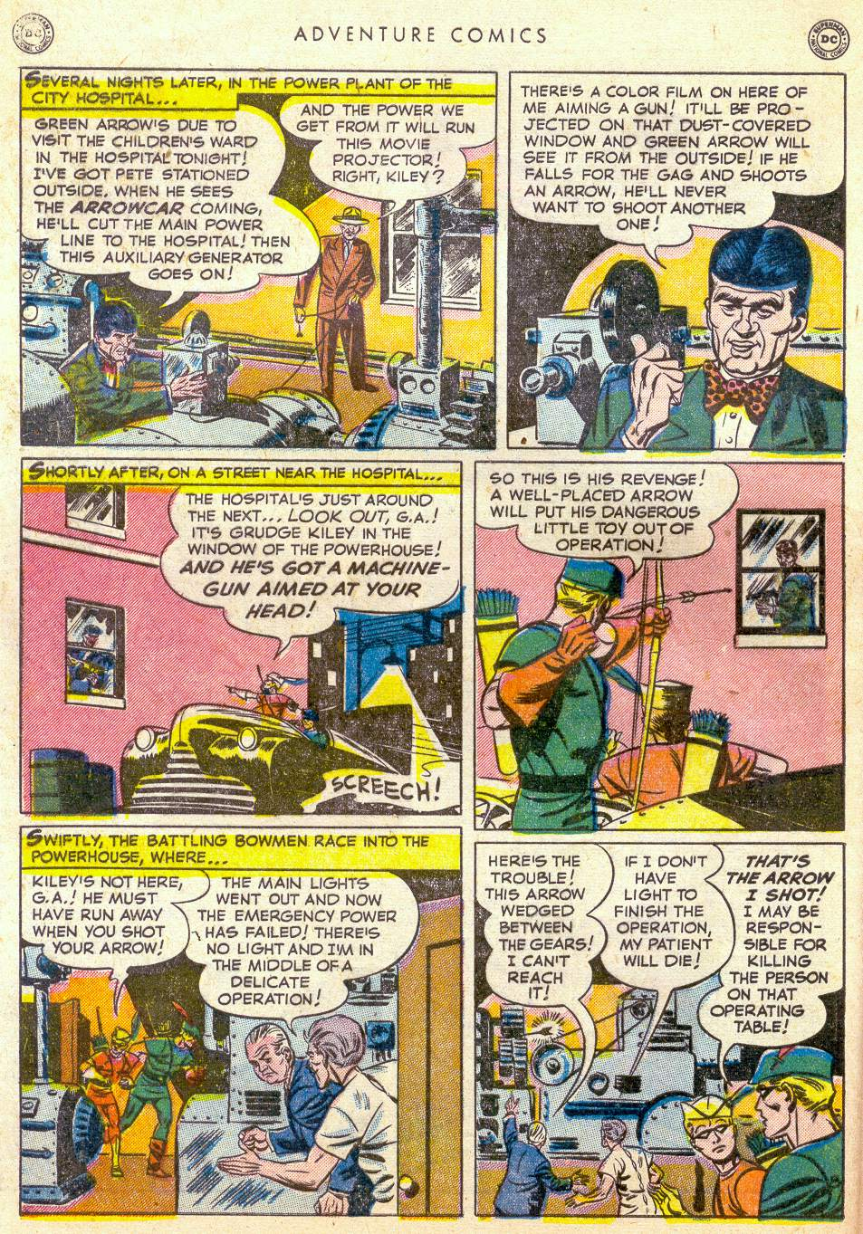 Read online Adventure Comics (1938) comic -  Issue #161 - 46