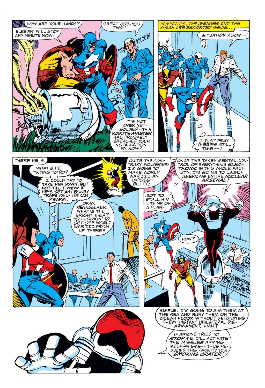 Read online Captain America (1968) comic -  Issue # _Annual 8 - 39