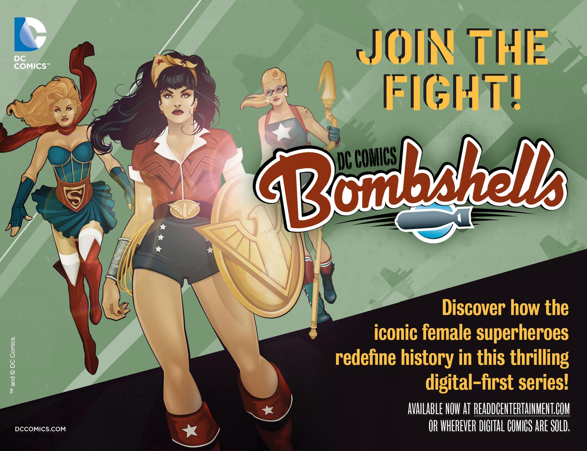 Read online Wonder Woman '77 [I] comic -  Issue #19 - 23