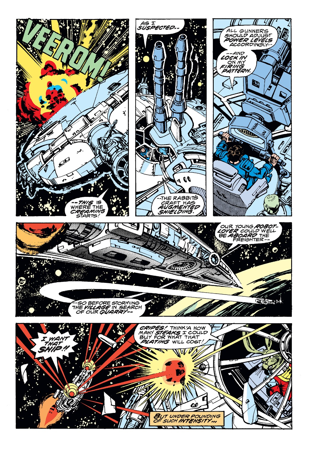 Read online Star Wars Legends: The Original Marvel Years - Epic Collection comic -  Issue # TPB 1 (Part 3) - 91