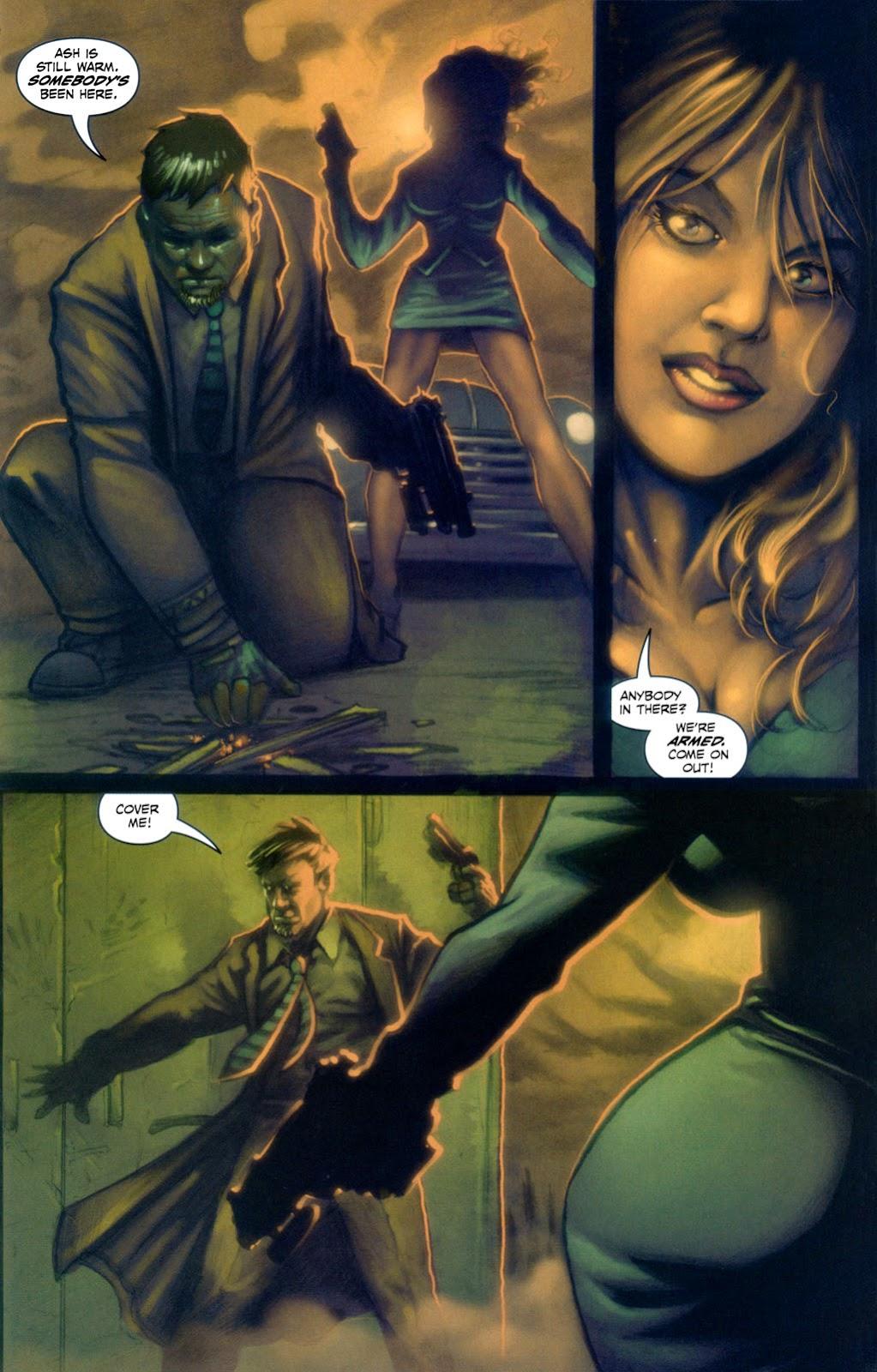 Read online Evil Ernie in Santa Fe comic -  Issue #1 - 12