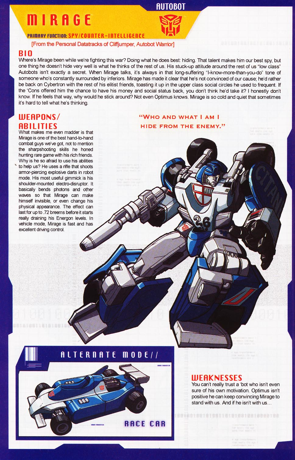 Read online Transformers: More than Meets the Eye comic -  Issue #4 - 10