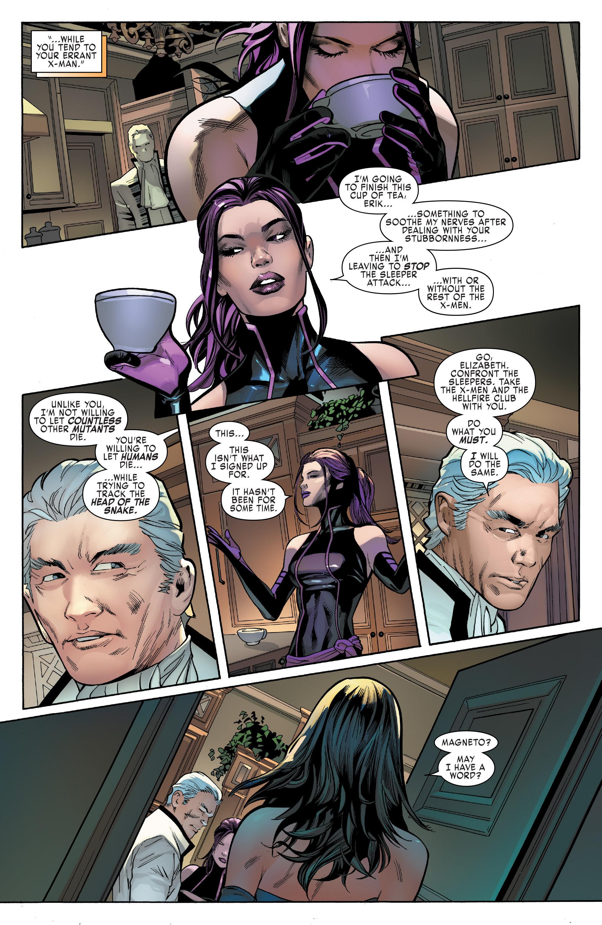 Read online Uncanny X-Men (2016) comic -  Issue #14 - 6