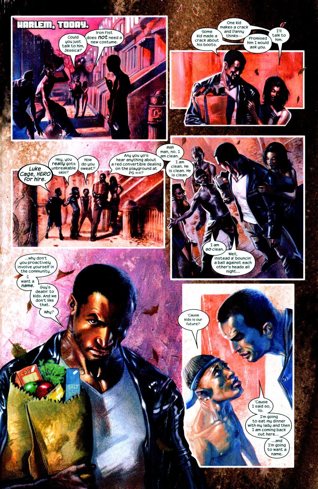 Read online Secret War comic -  Issue #1 - 2