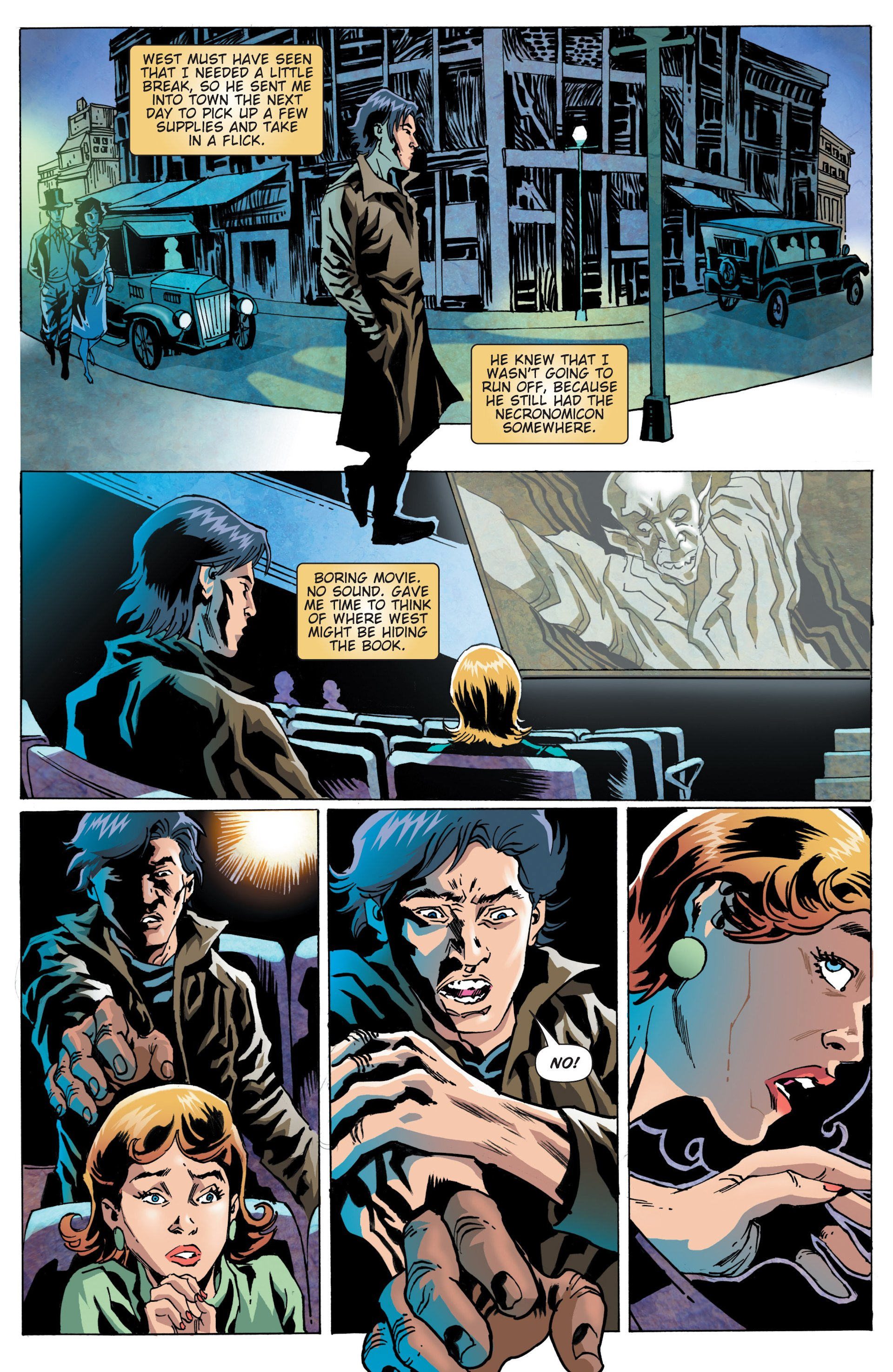 Read online Army of Darkness/Reanimator comic -  Issue #Army of Darkness/Reanimator Full - 18