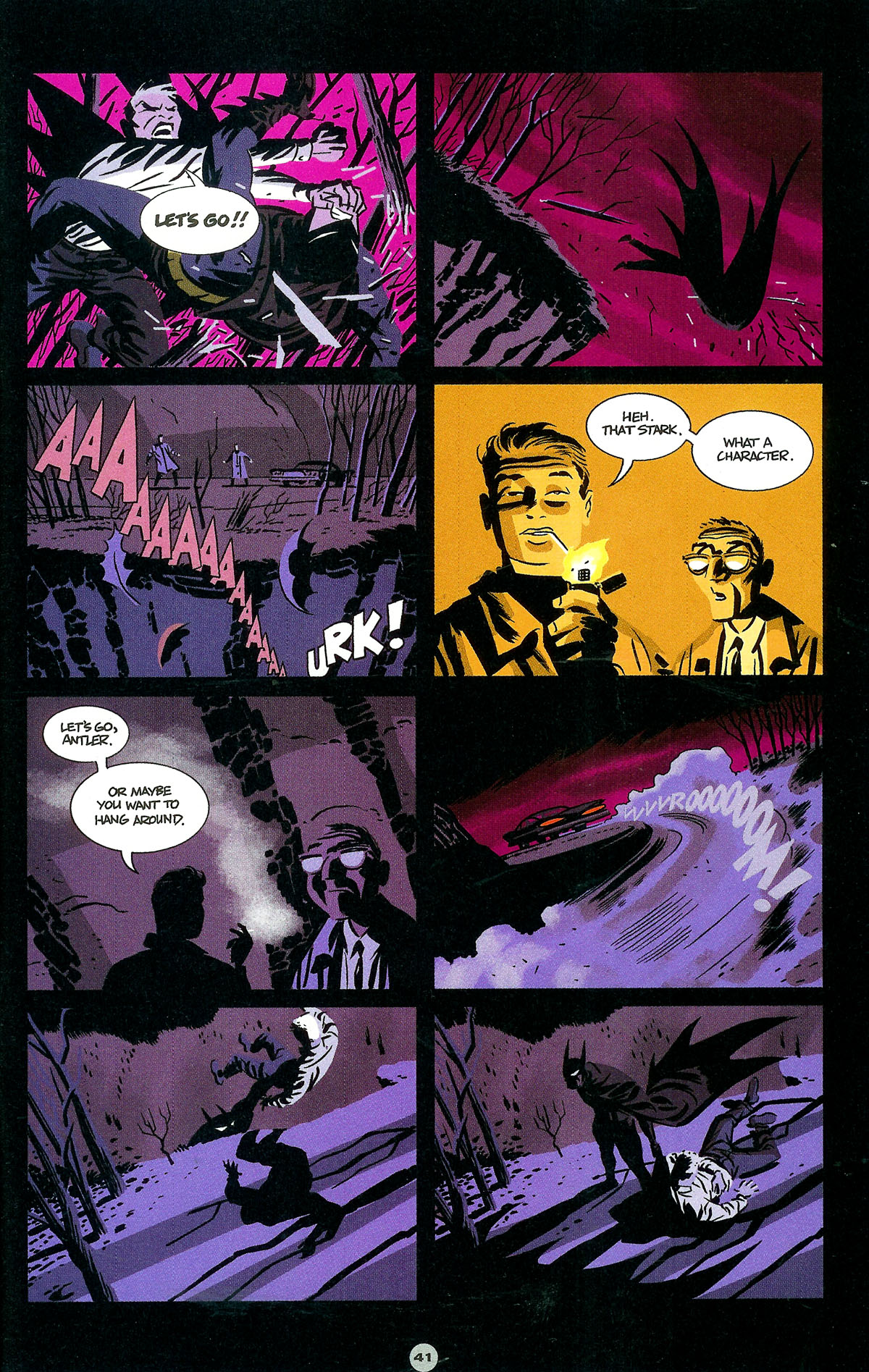Read online Solo (2004) comic -  Issue #5 - 40
