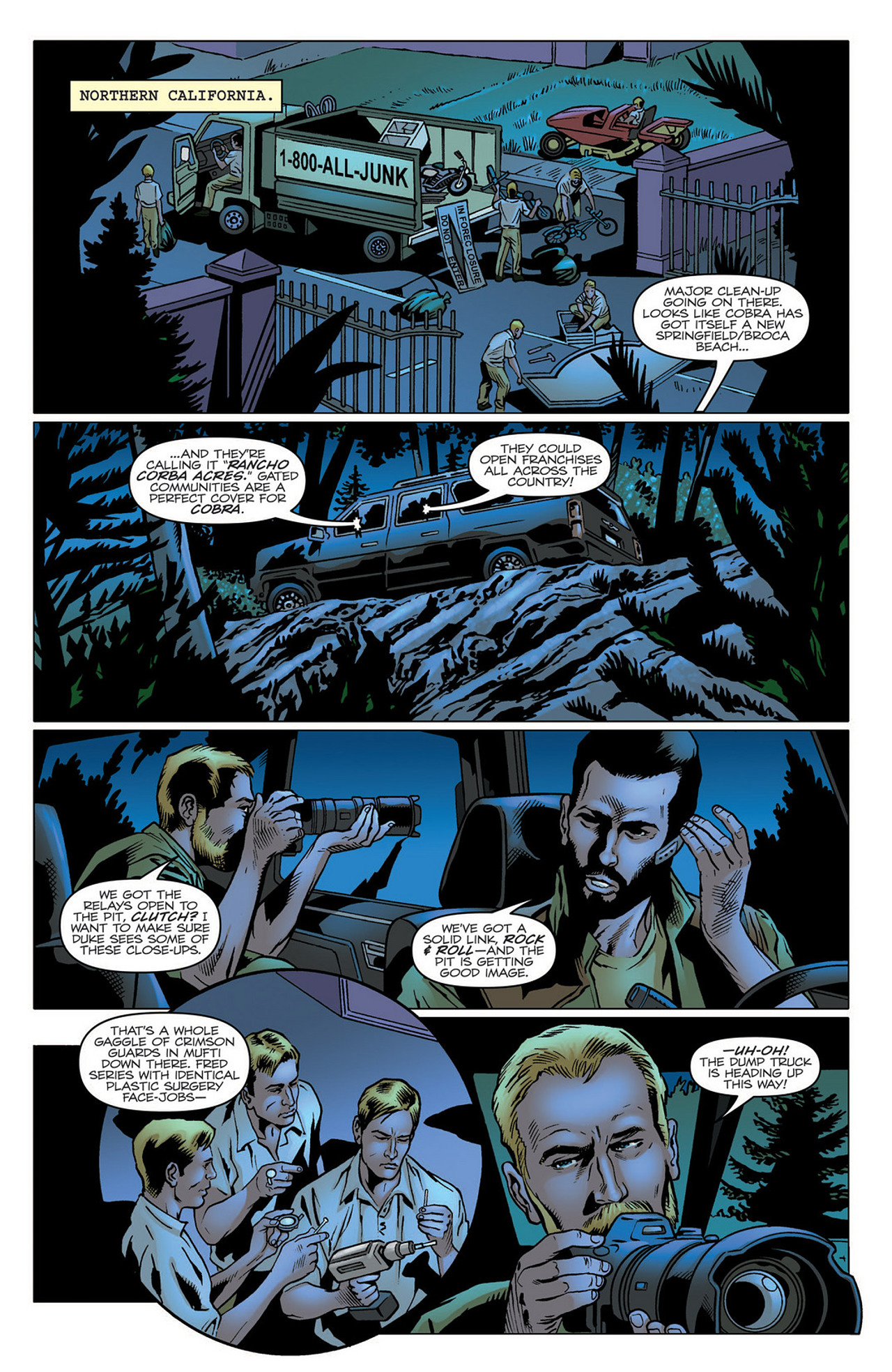 G.I. Joe: A Real American Hero 183 Page 11