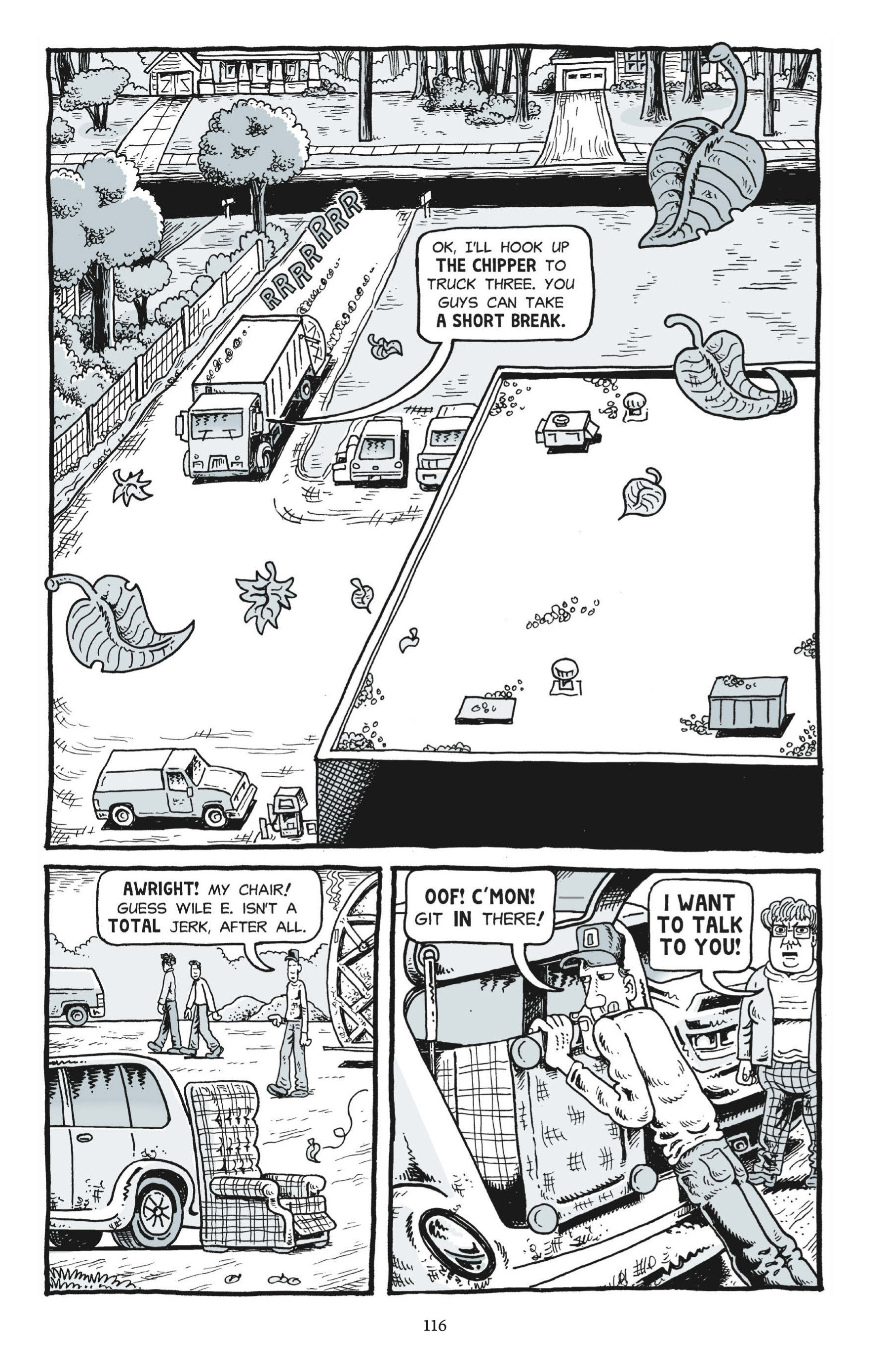Read online Trashed comic -  Issue # Full - 112