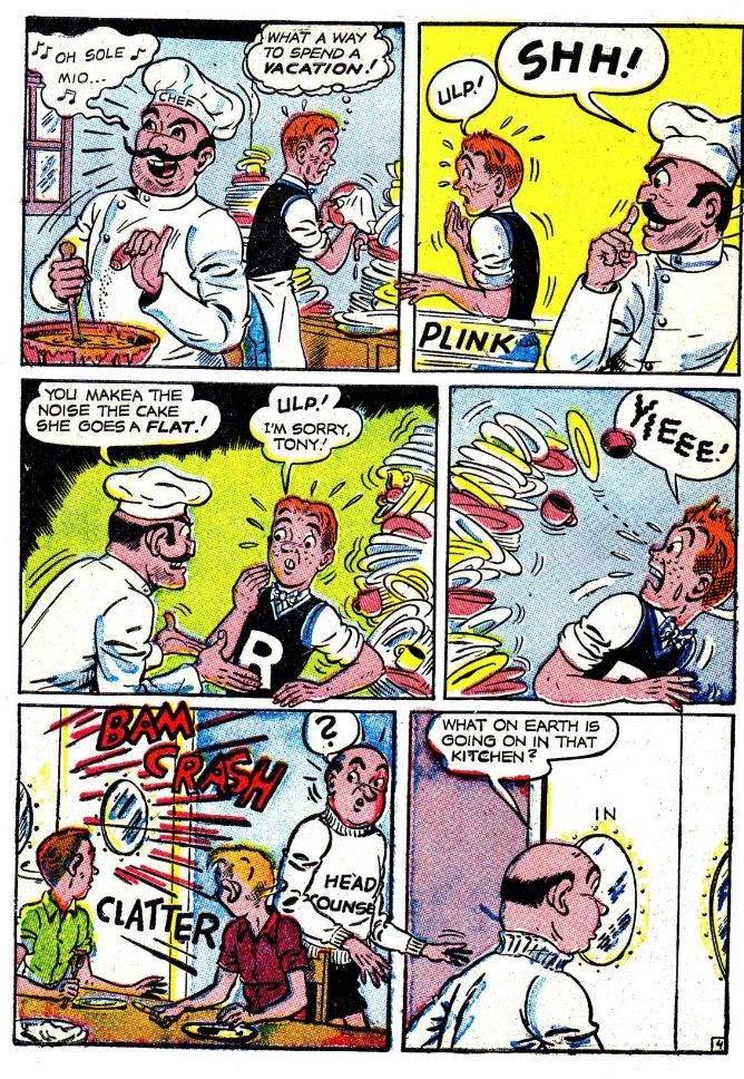 Archie Comics issue 028 - Page 43