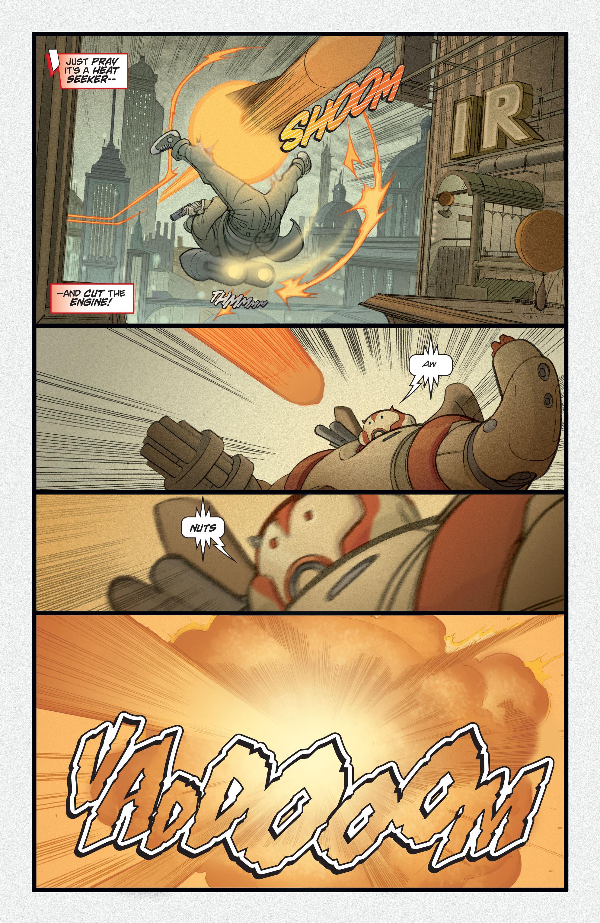 Read online Adam Strange (2004) comic -  Issue #2 - 9