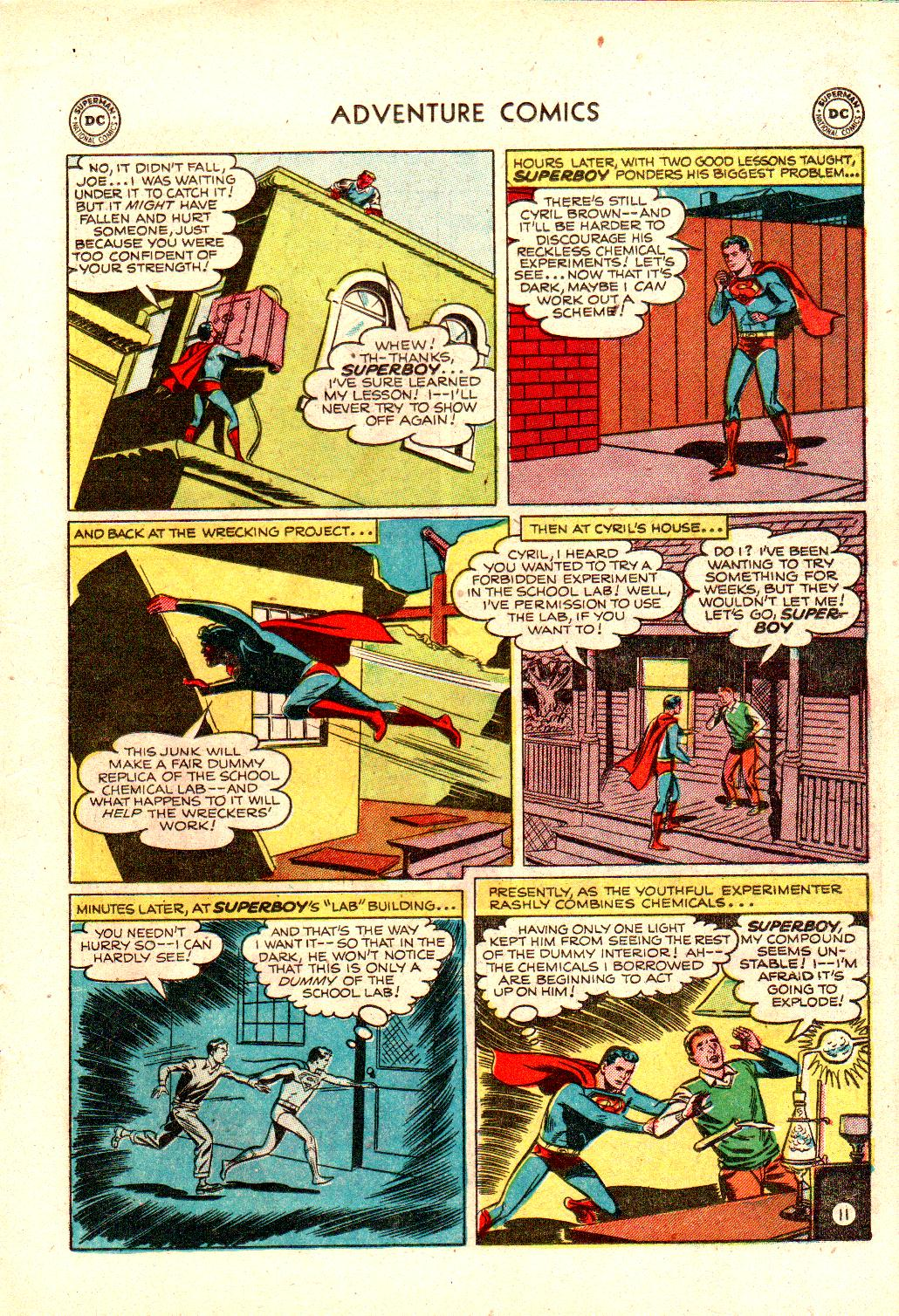 Read online Adventure Comics (1938) comic -  Issue #173 - 13