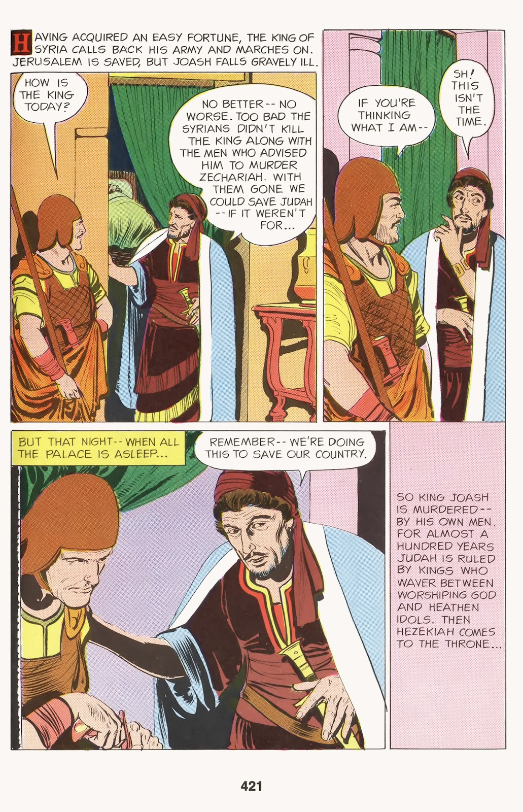 The Picture Bible issue TPB (Part 5) - Page 24