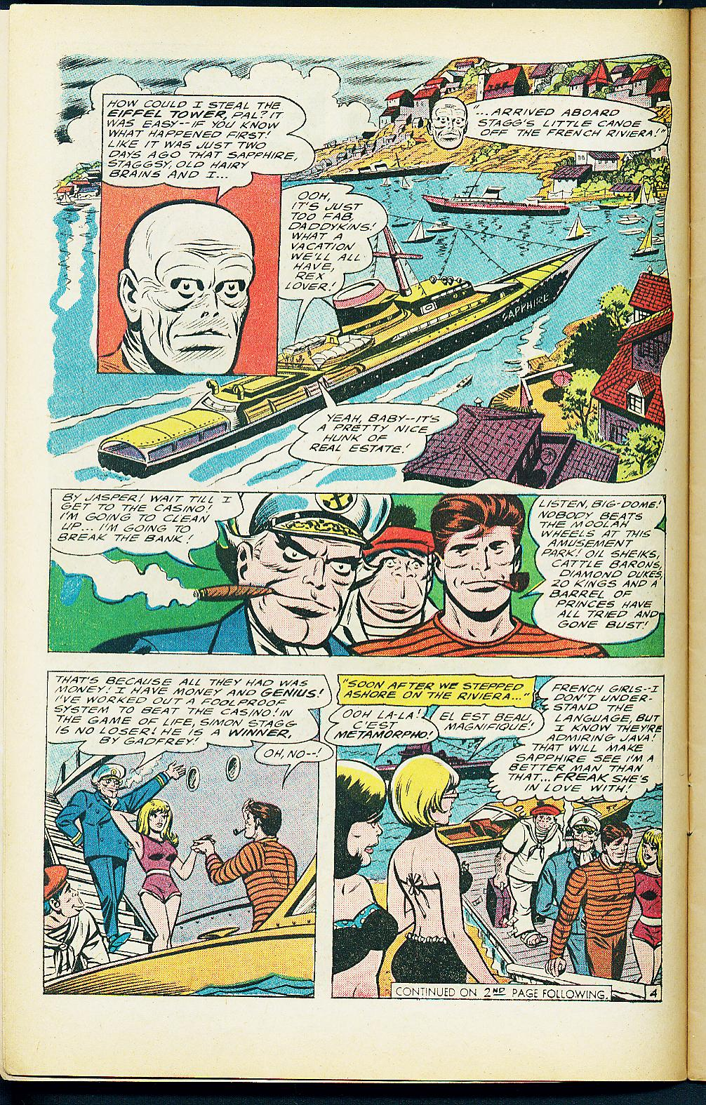 Metamorpho (1965) issue 6 - Page 6