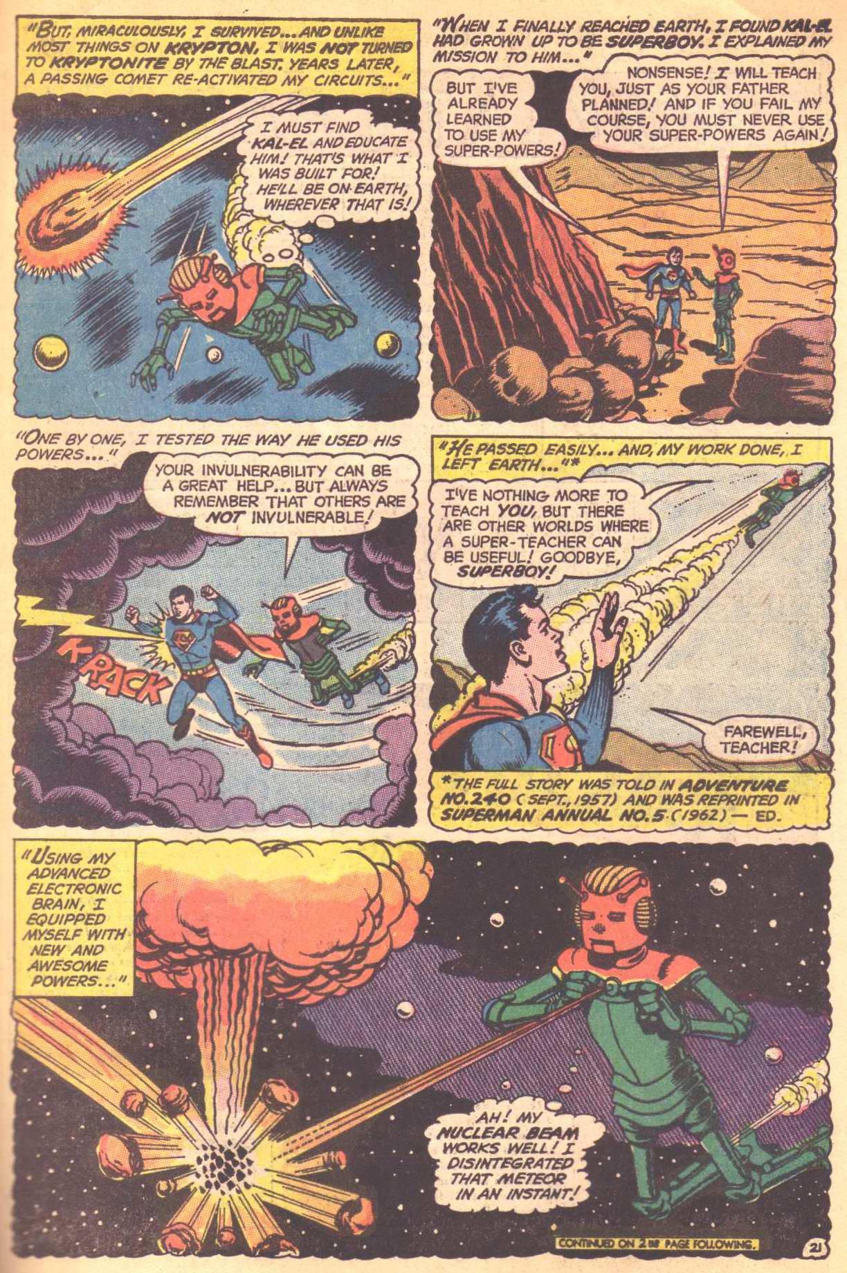 Read online Adventure Comics (1938) comic -  Issue #382 - 27