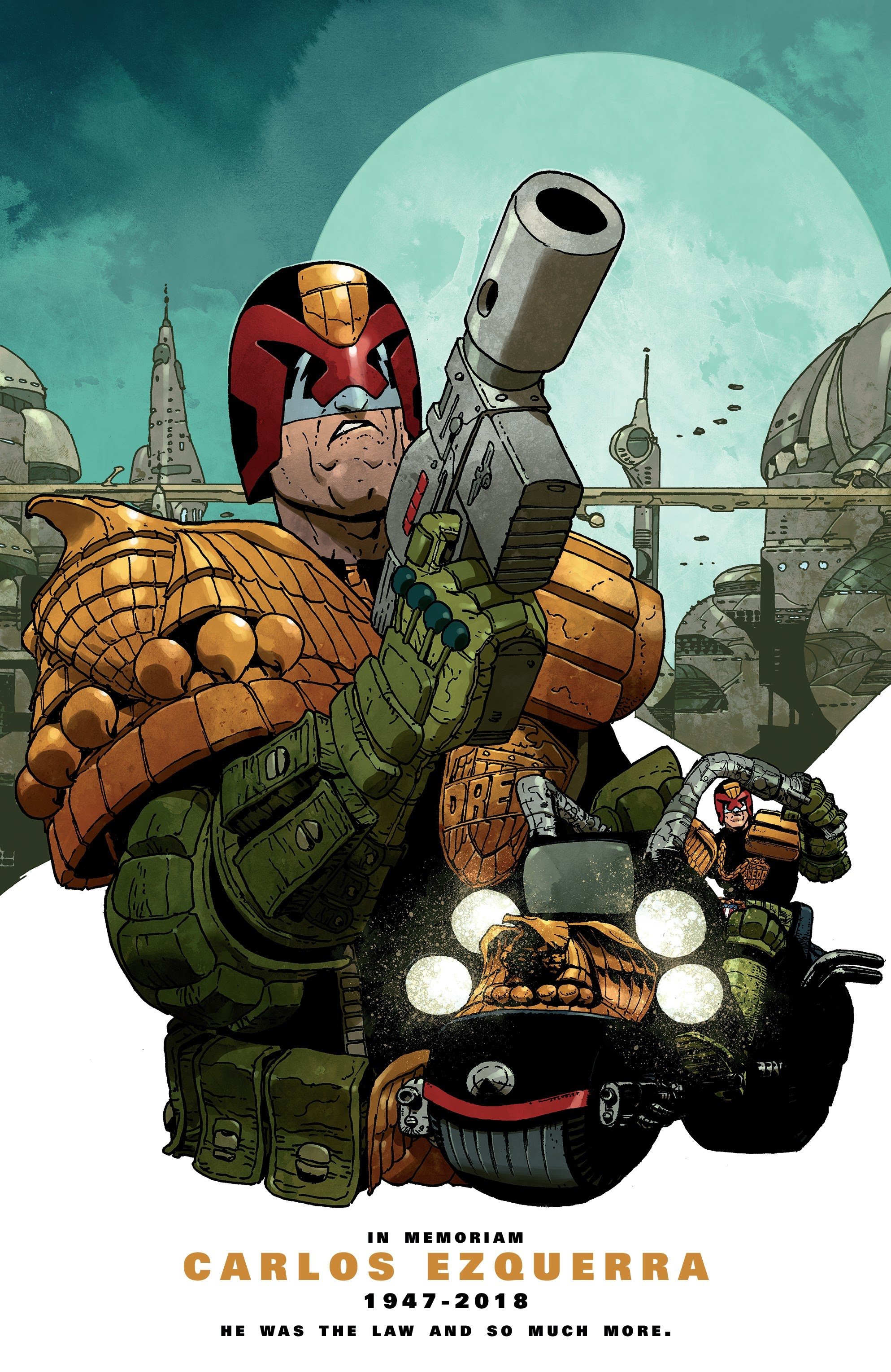 Judge Dredd: Toxic #4 #4 - English 23