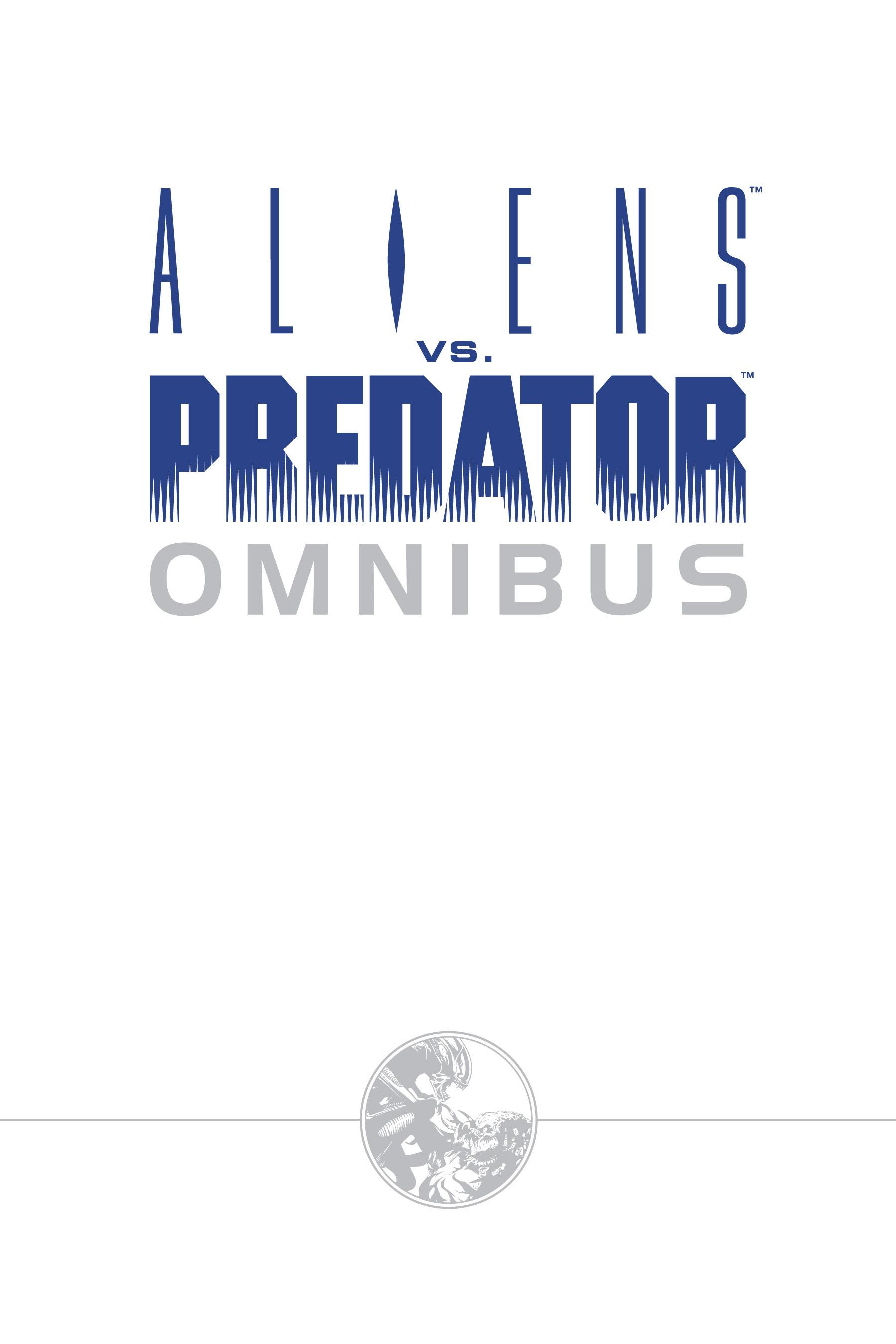 Read online Aliens vs. Predator Omnibus comic -  Issue # _TPB 2 Part 1 - 3