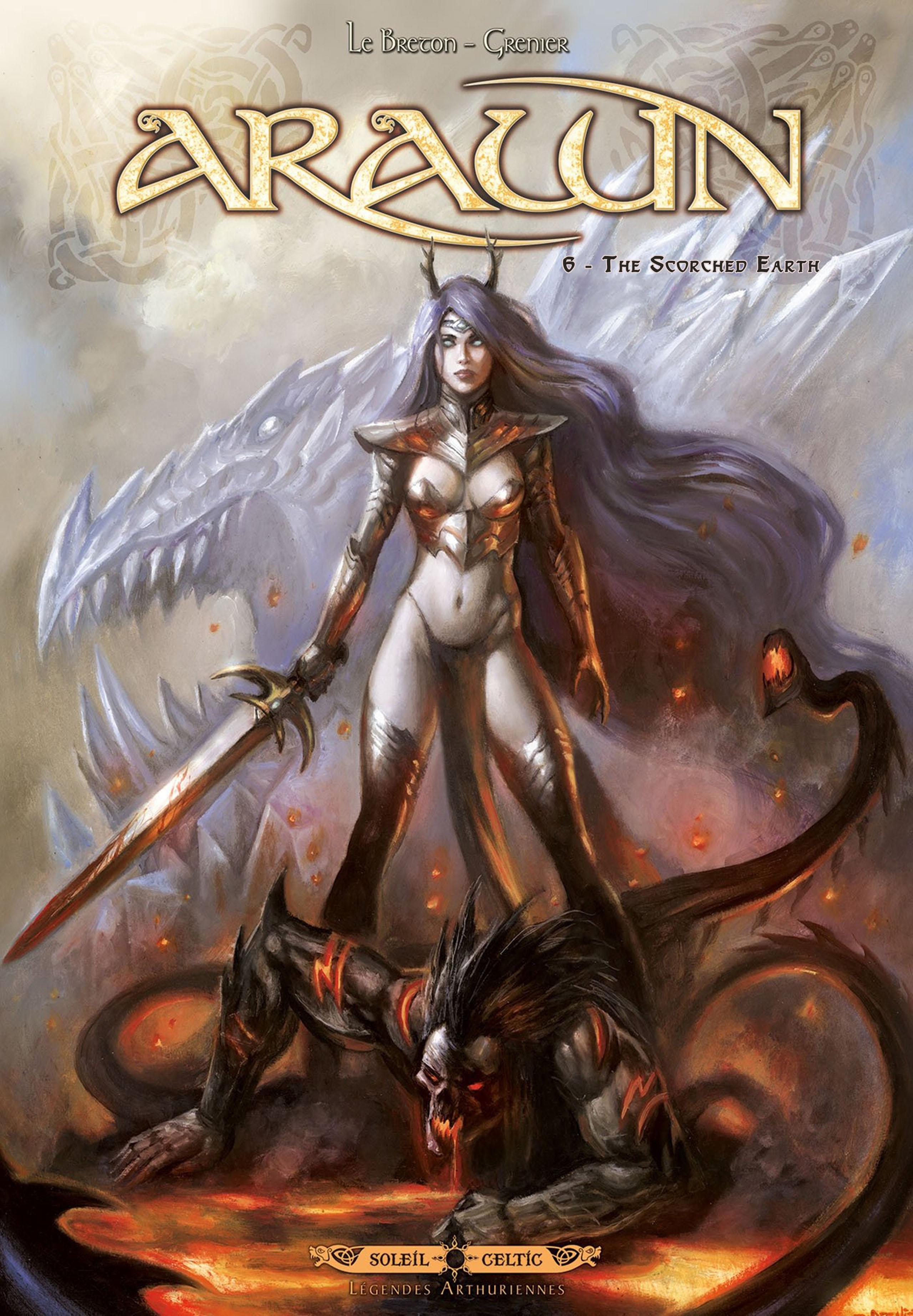 Read online Arawn comic -  Issue #6 - 1