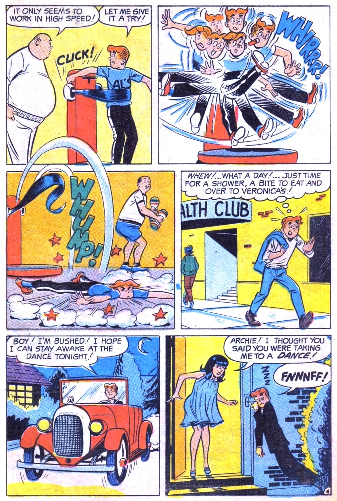 Read online Archie (1960) comic -  Issue #185 - 23