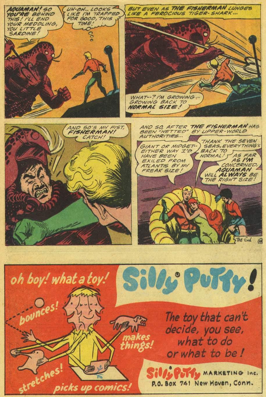 Aquaman (1962) Issue #21 #21 - English 33