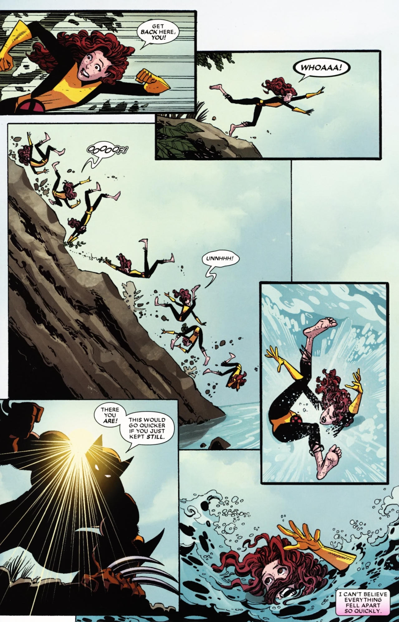 Read online Wolverine: First Class comic -  Issue #21 - 4