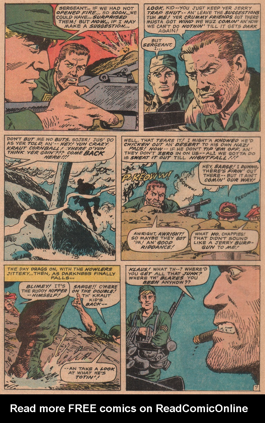 Read online Sgt. Fury comic -  Issue #77 - 12