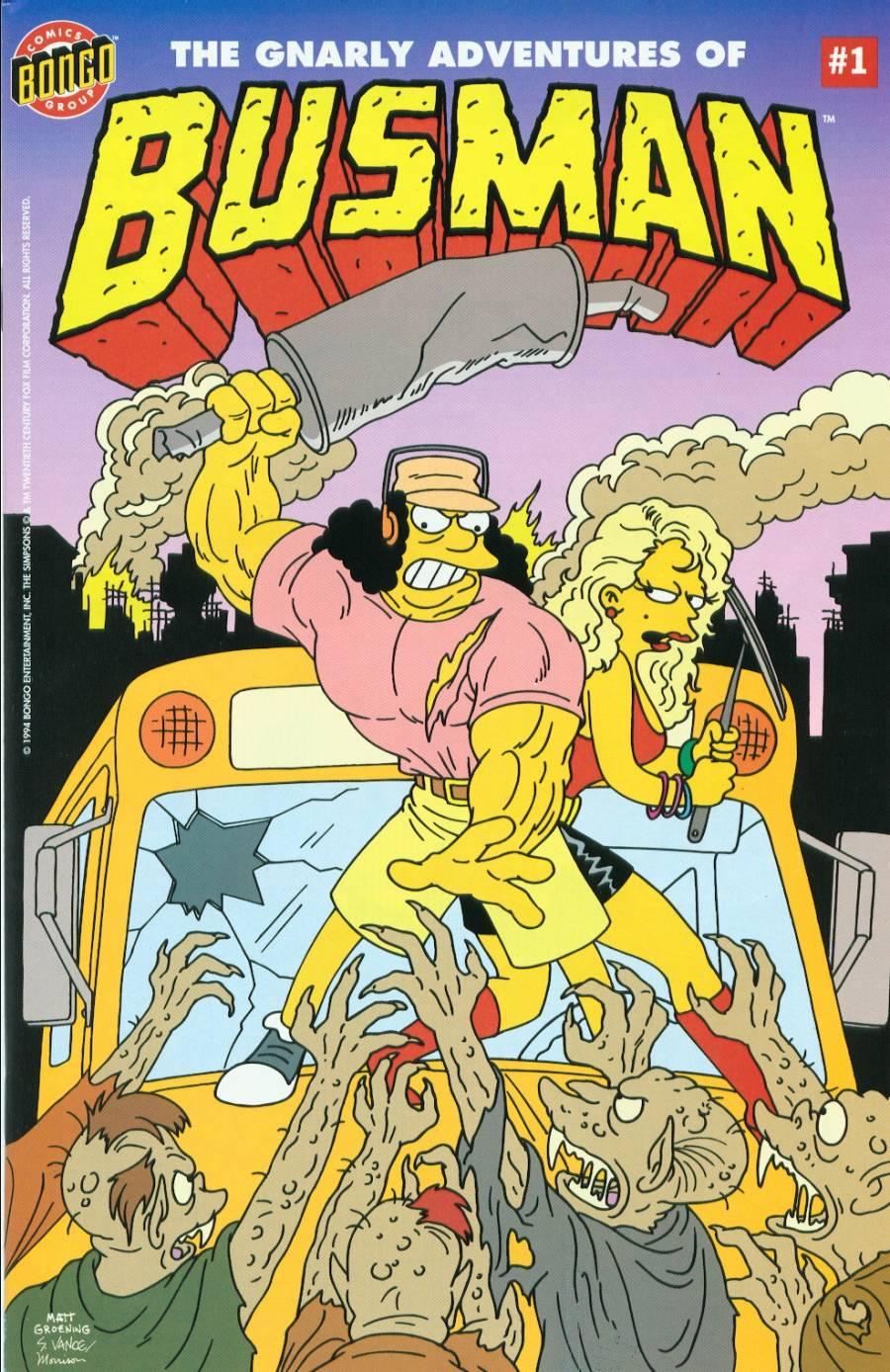 Read online Simpsons Comics comic -  Issue #4 - 28