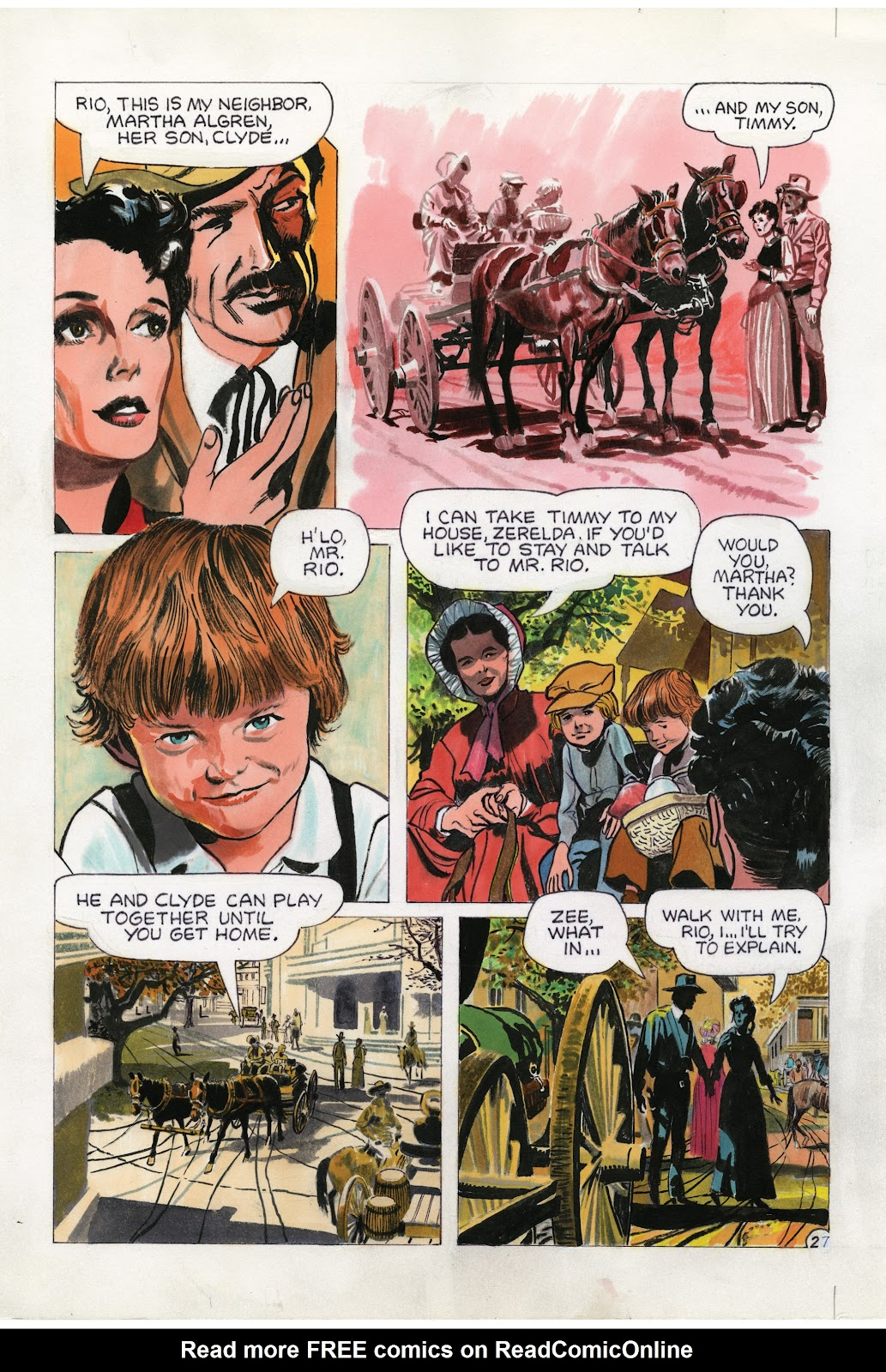 Read online Doug Wildey's Rio: The Complete Saga comic -  Issue # TPB (Part 1) - 93