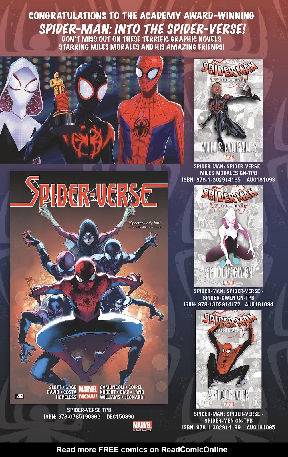 Read online Avengers Start Here Sampler 2019 comic -  Issue # Full - 14