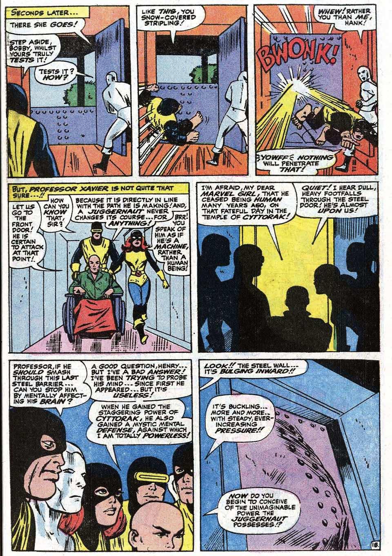 Read online Uncanny X-Men (1963) comic -  Issue #67 - 23