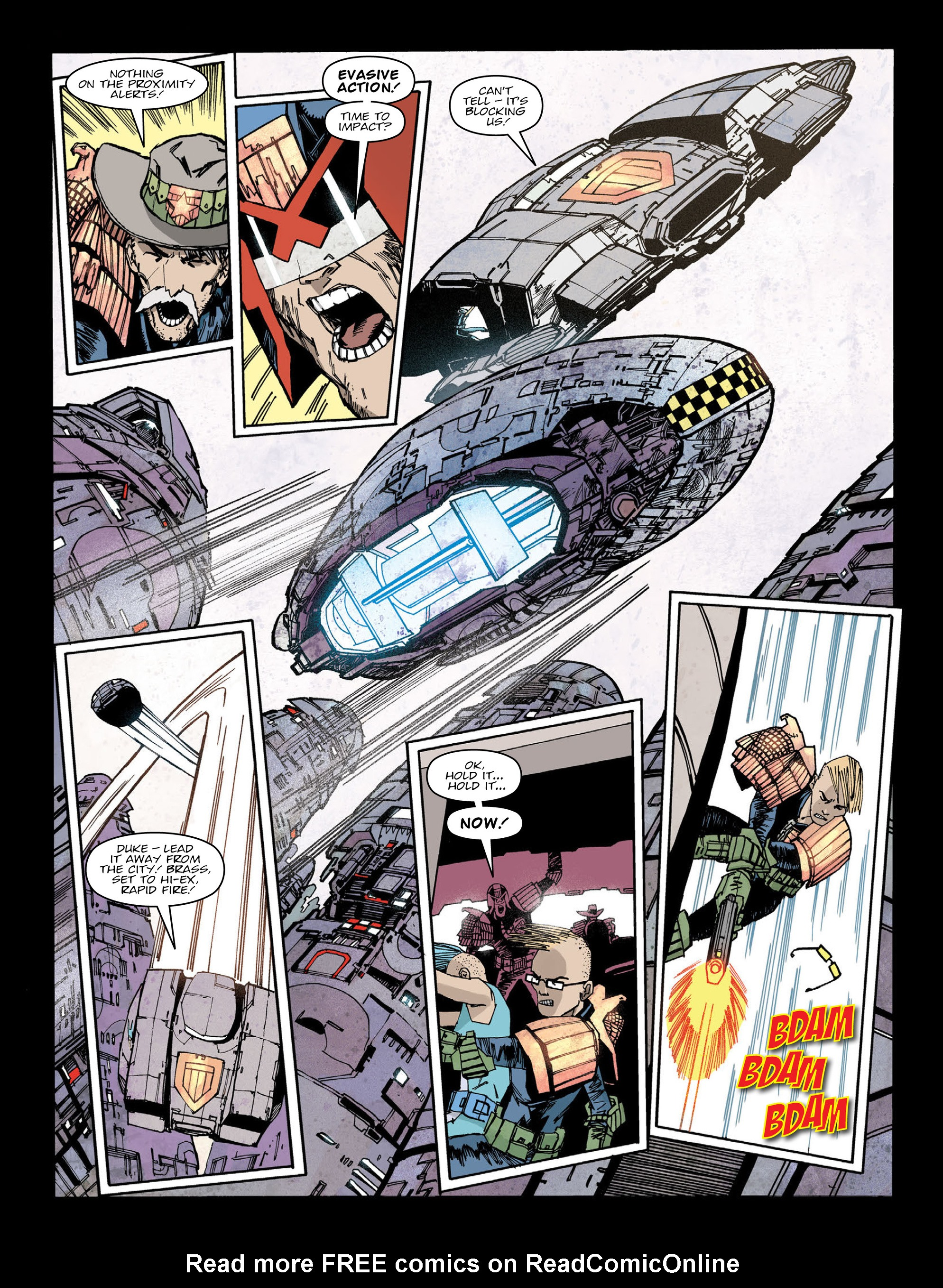 Read online 2000 AD comic -  Issue #2017 - 5