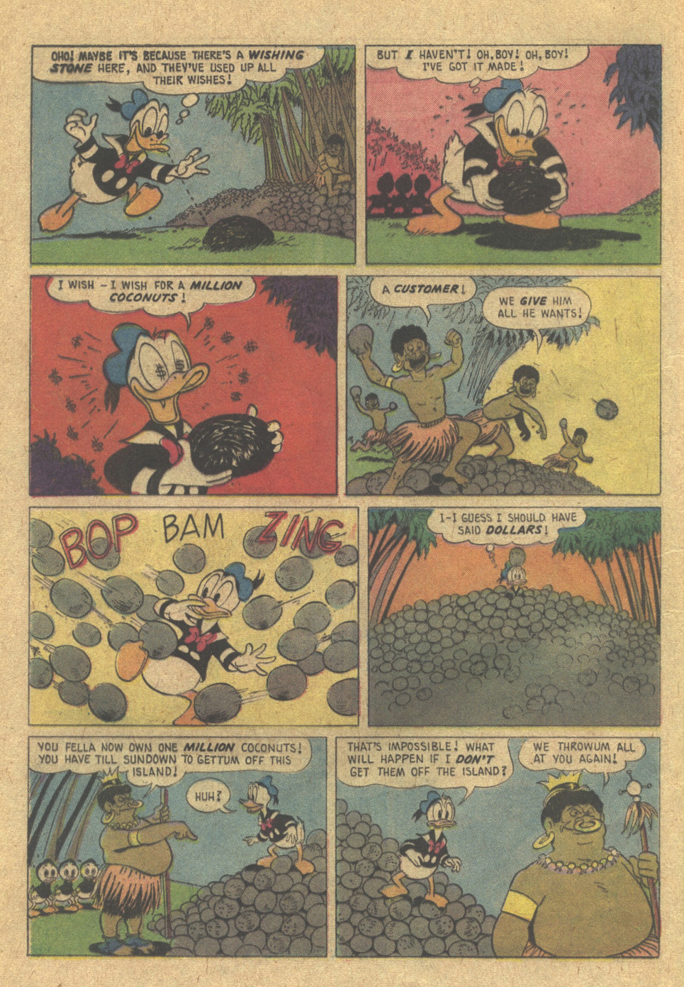 Walt Disney's Comics and Stories issue 380 - Page 12
