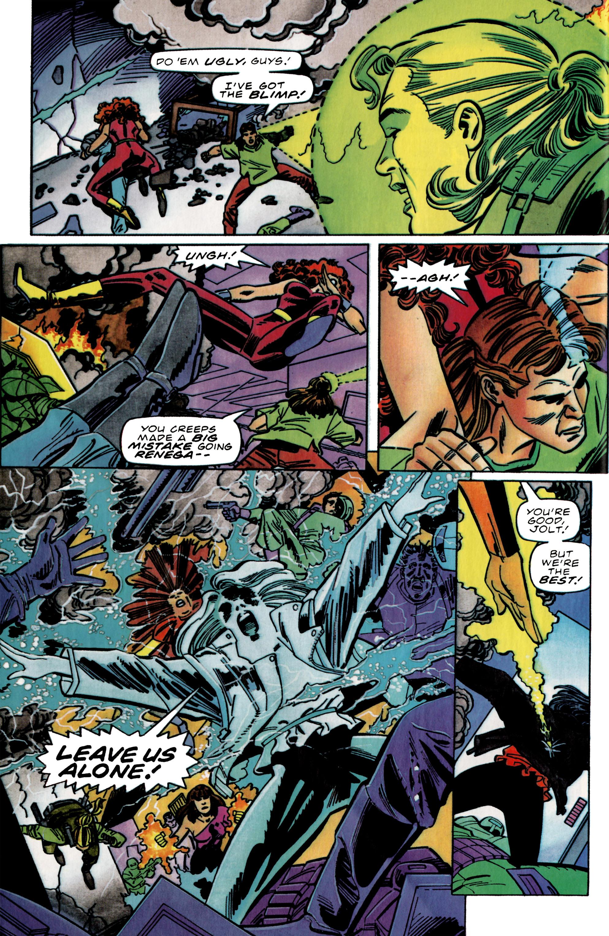 Read online Harbinger (1992) comic -  Issue #39 - 19