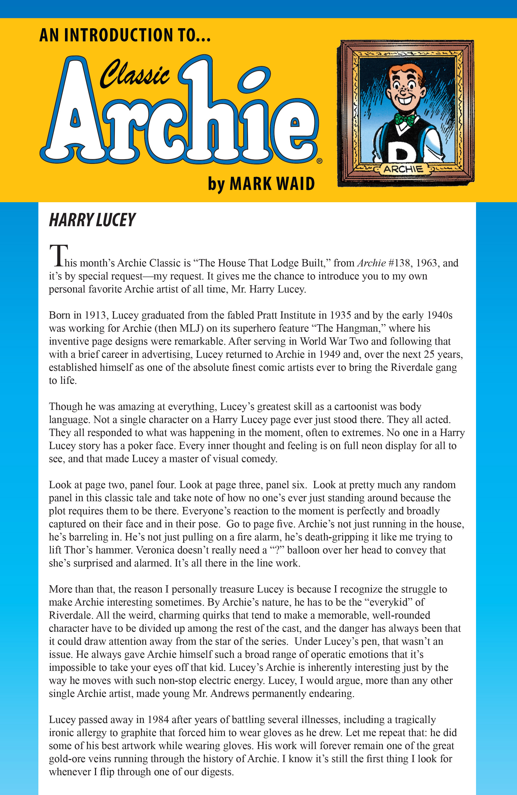 Read online Archie (2015) comic -  Issue #9 - 24