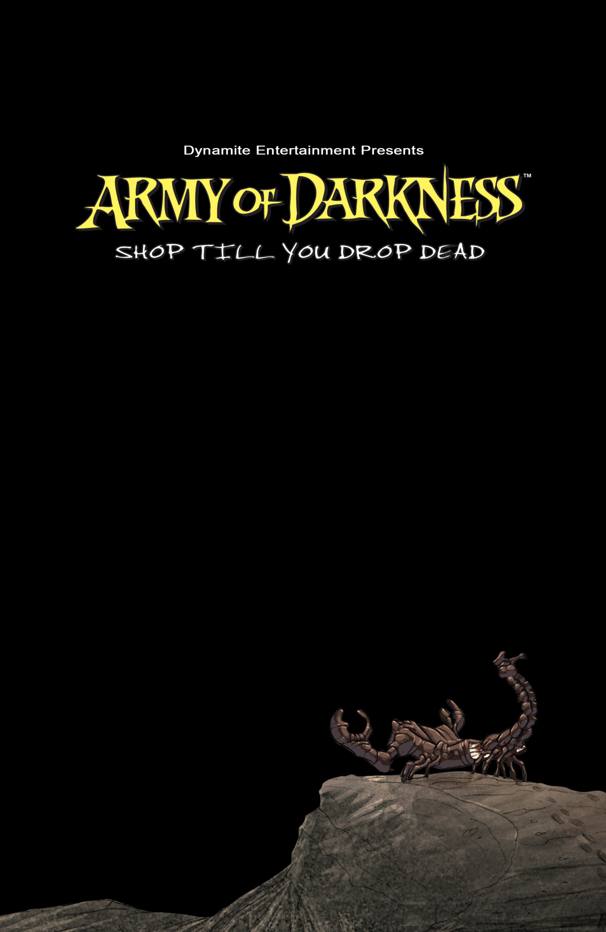 Read online Army of Darkness: Shop Till You Drop Dead comic -  Issue #Army of Darkness: Shop Till You Drop Dead TPB - 3