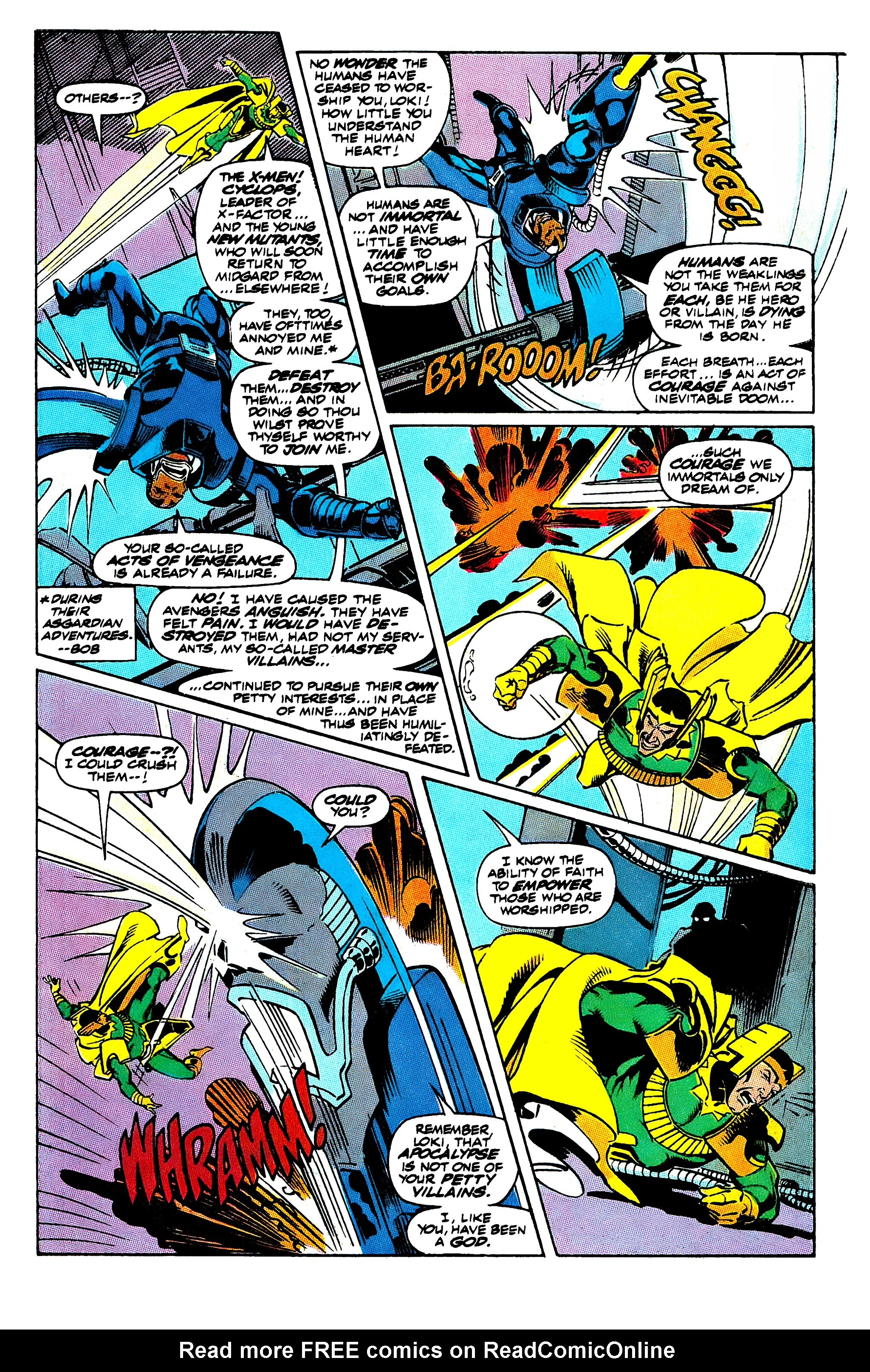 Read online X-Factor (1986) comic -  Issue #50 - 39