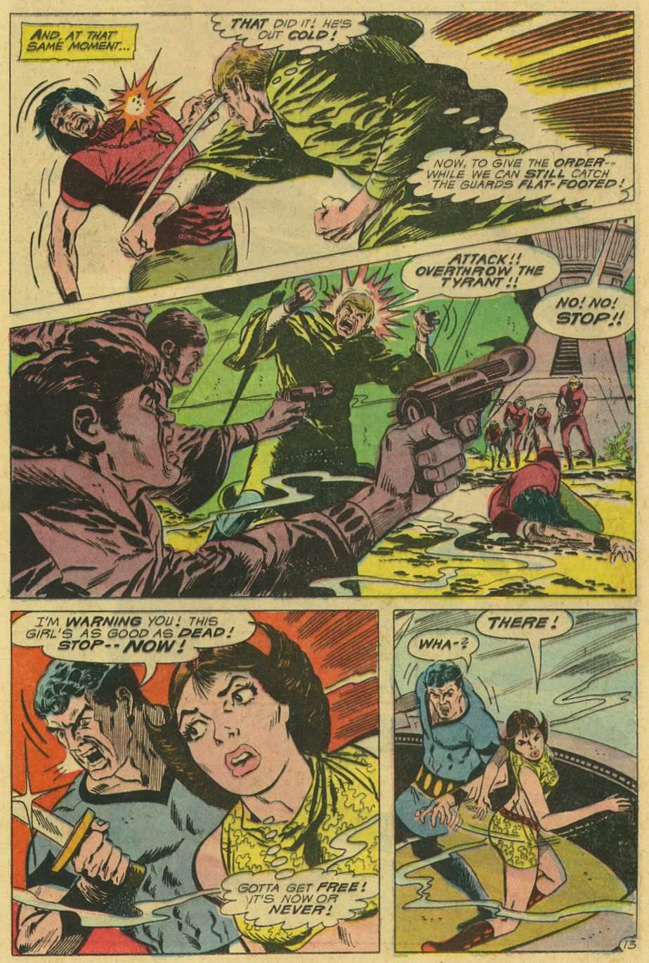 Read online Aquaman (1962) comic -  Issue #47 - 17