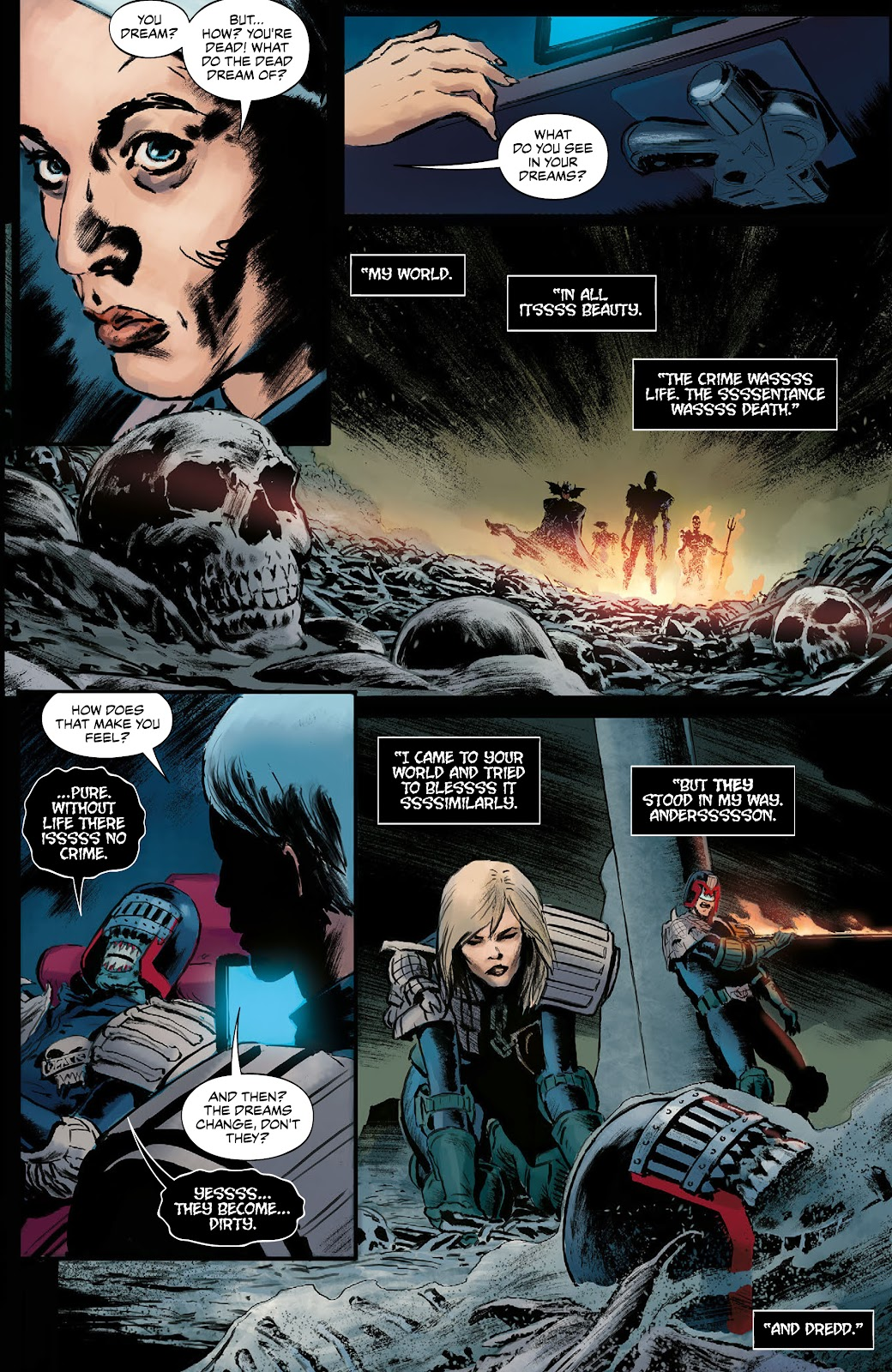 Read online 2000 AD Villains Special comic -  Issue # Full - 6