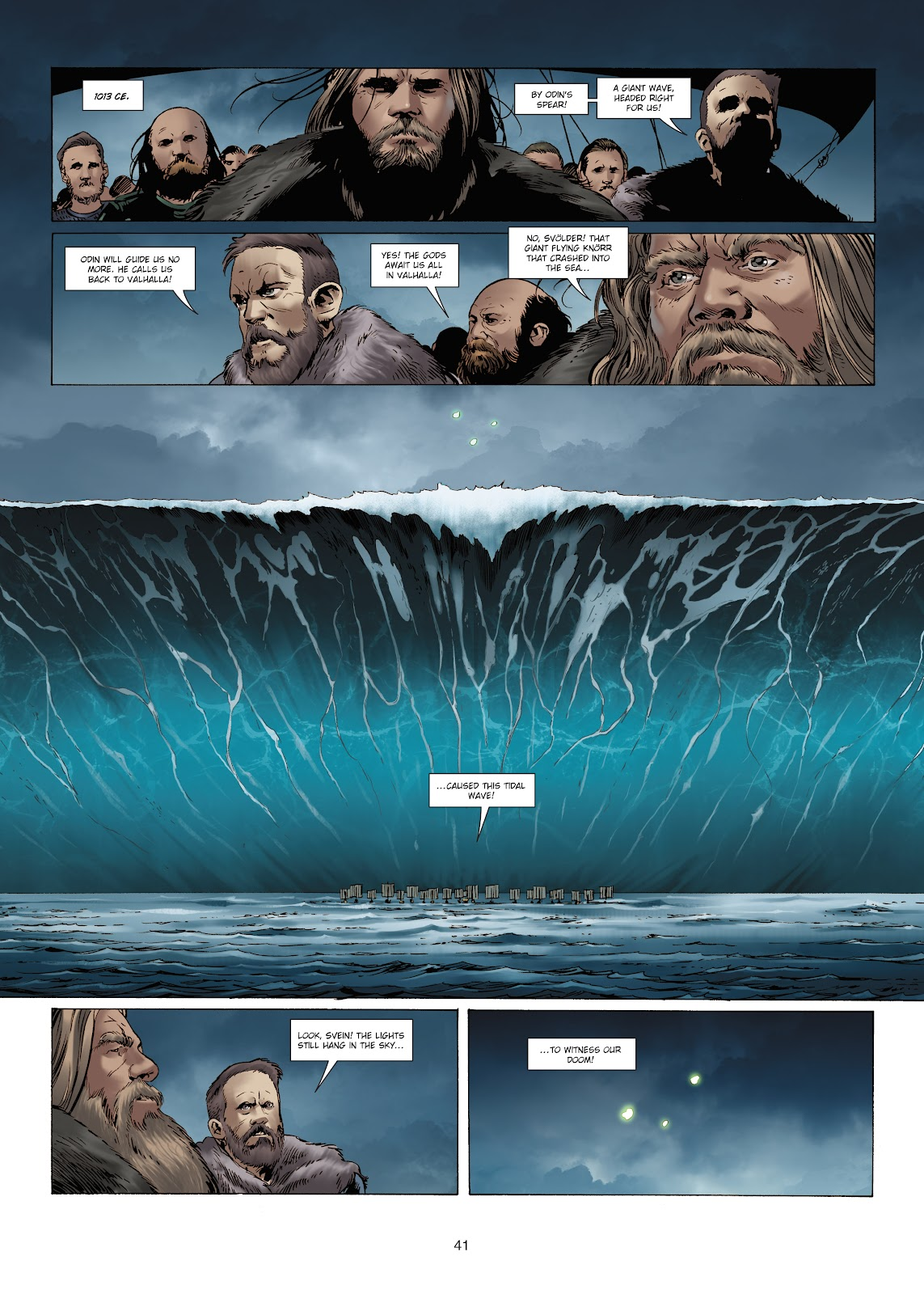 Read online Olympus Mons Vol. 1: Anomaly One comic -  Issue #5 - 37