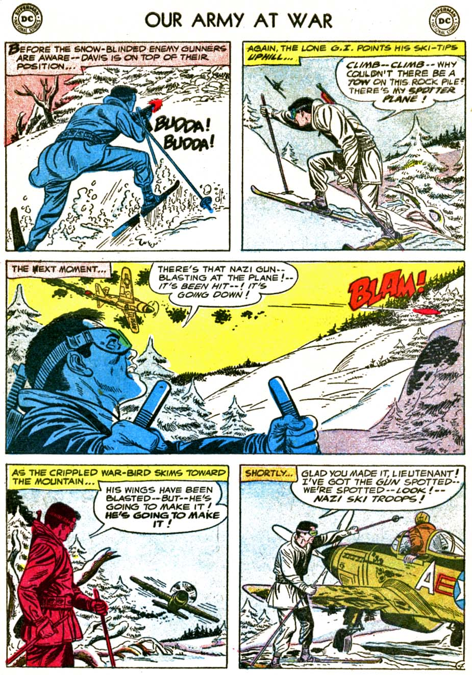Our Army at War (1952) issue 58 - Page 6