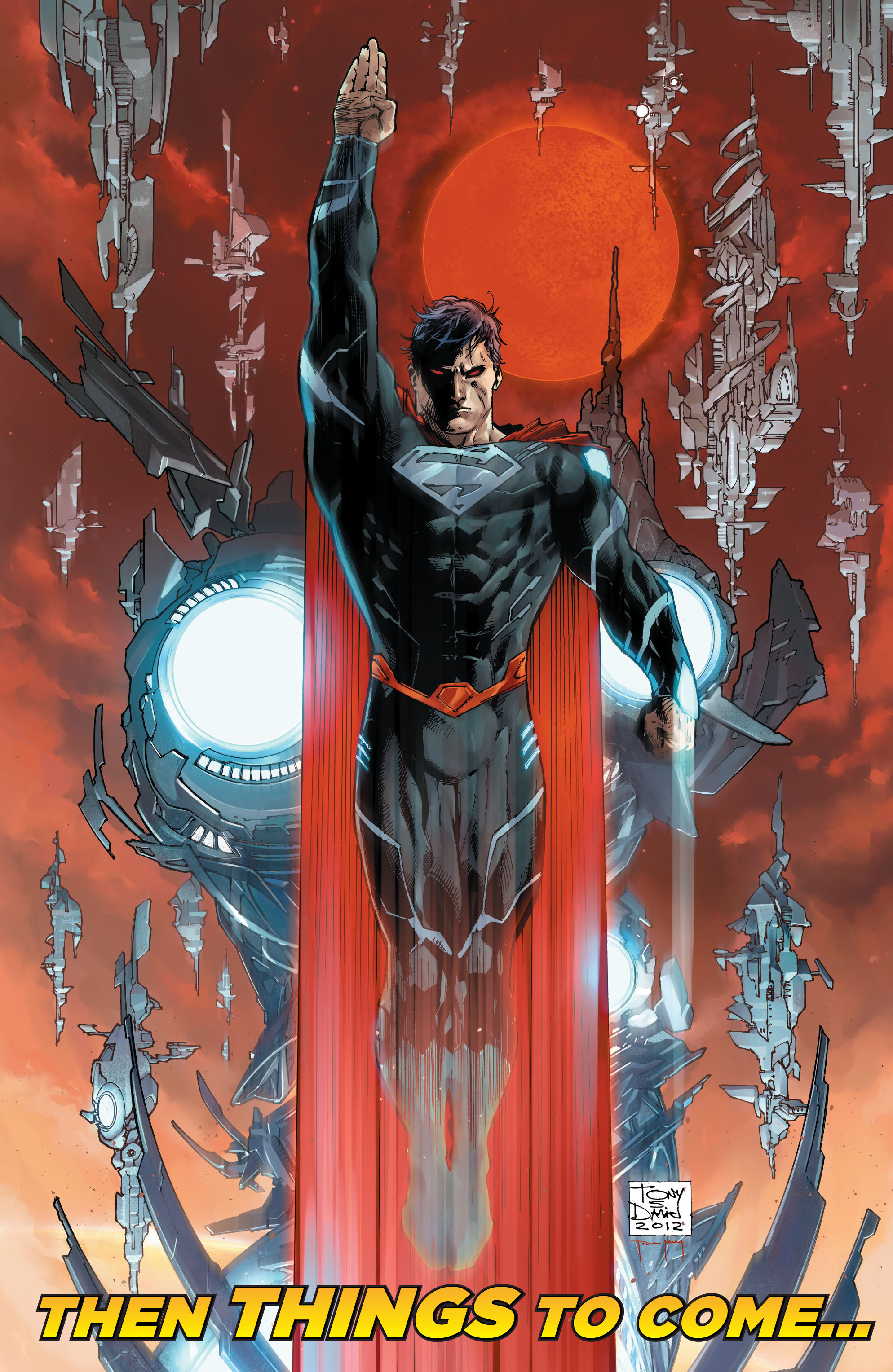 Read online Action Comics (2011) comic -  Issue #19 - 28